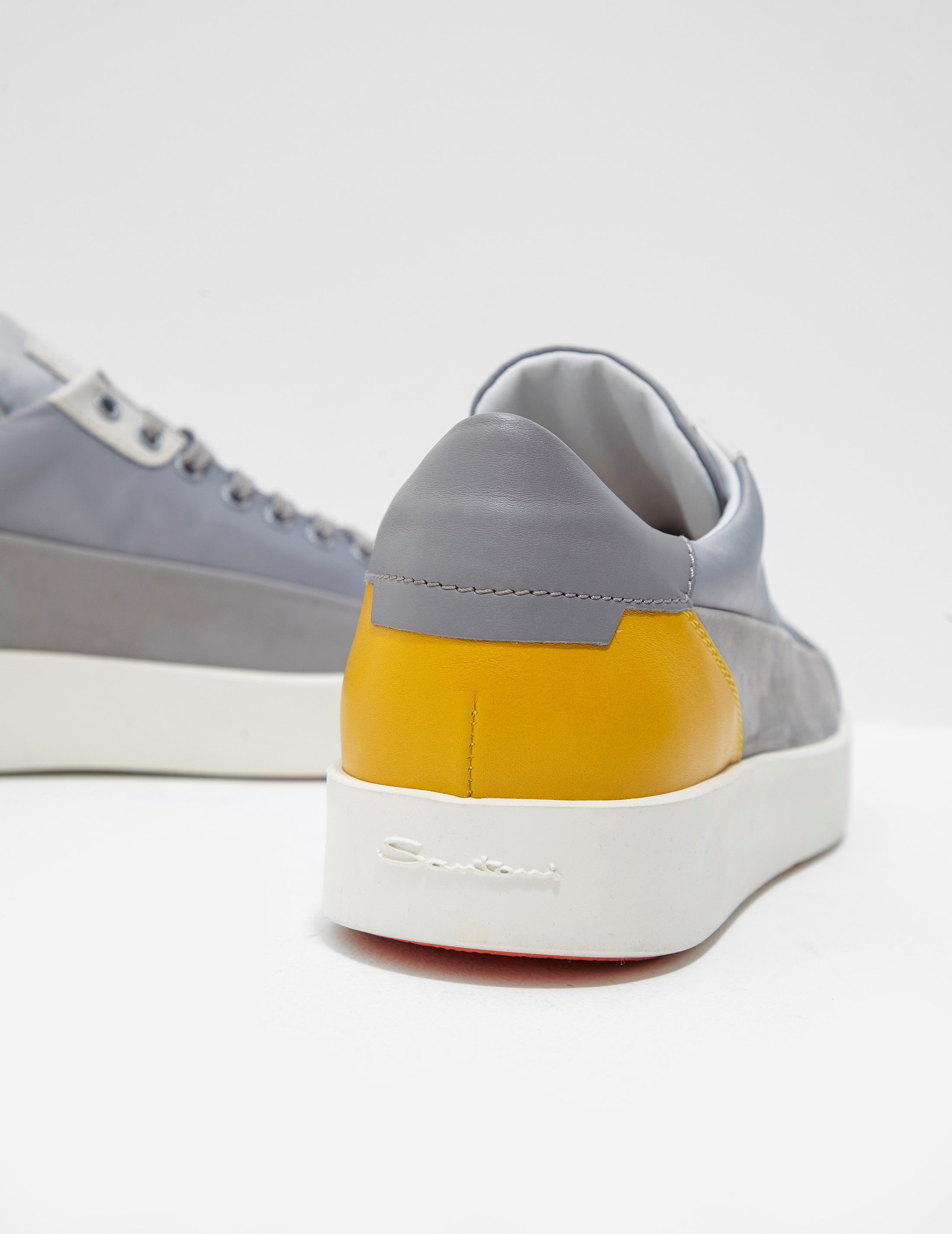 Santoni Court Trainers
