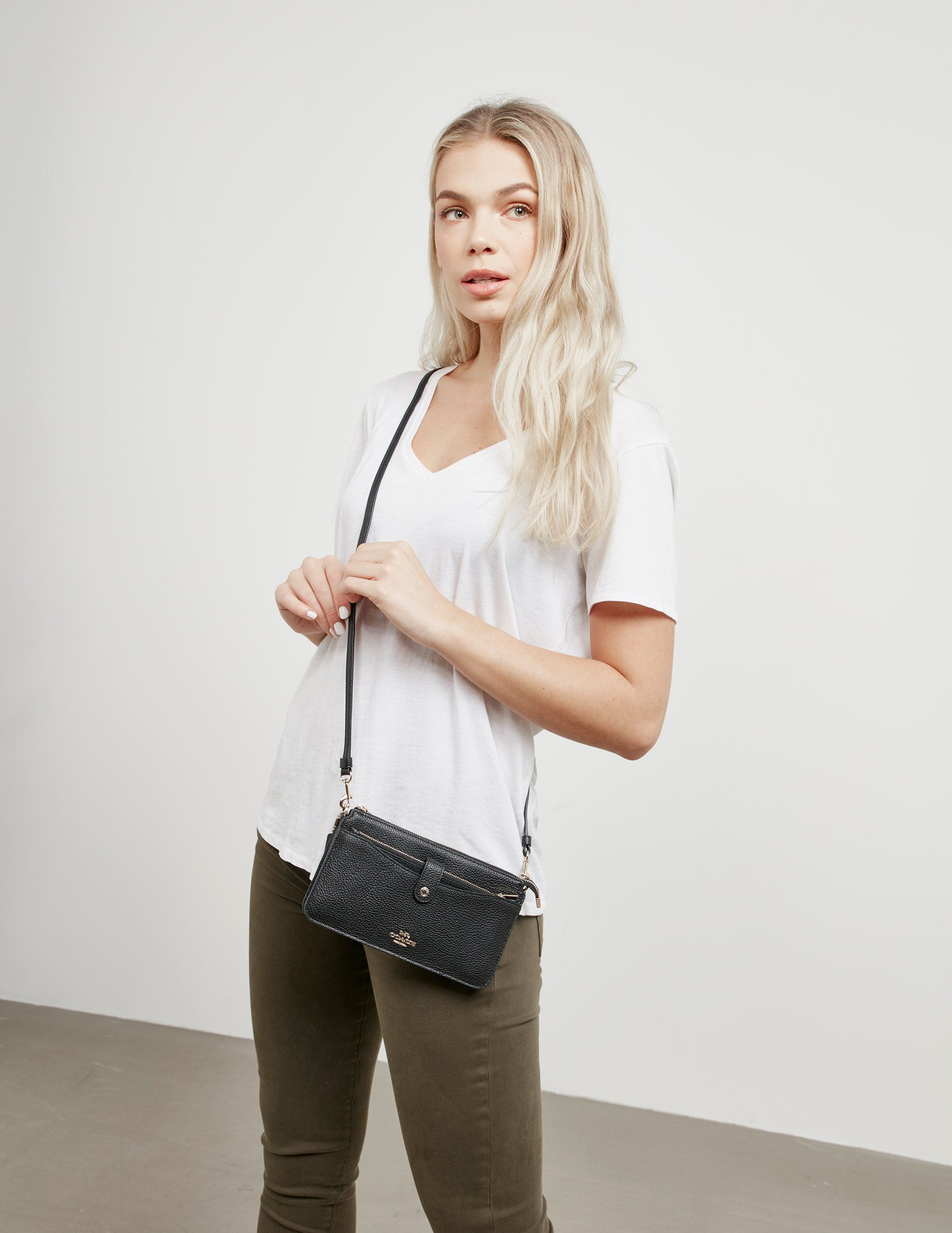COACH Pop Up Messenger Shoulder Bag
