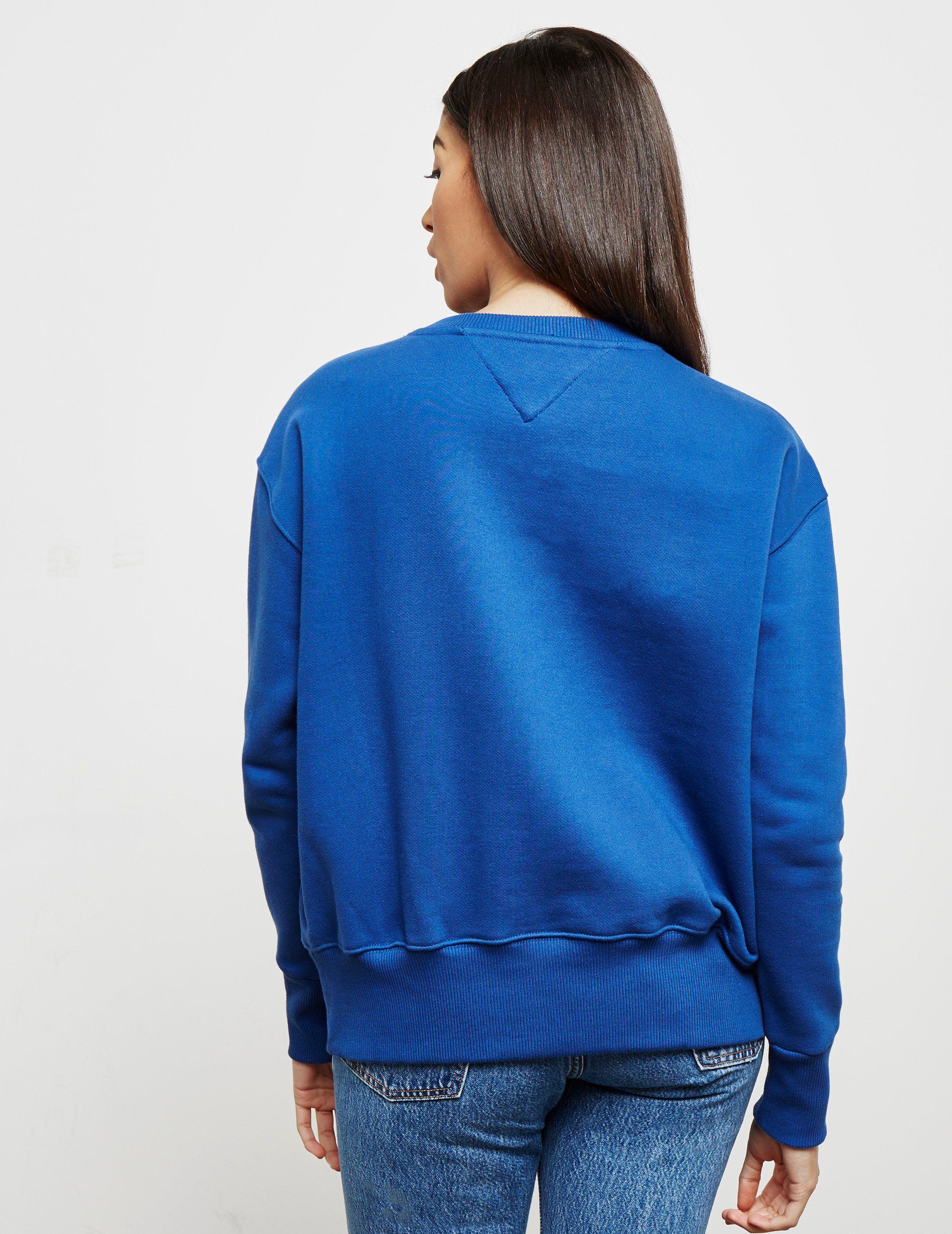 Tommy Jeans Classic Logo Sweatshirt