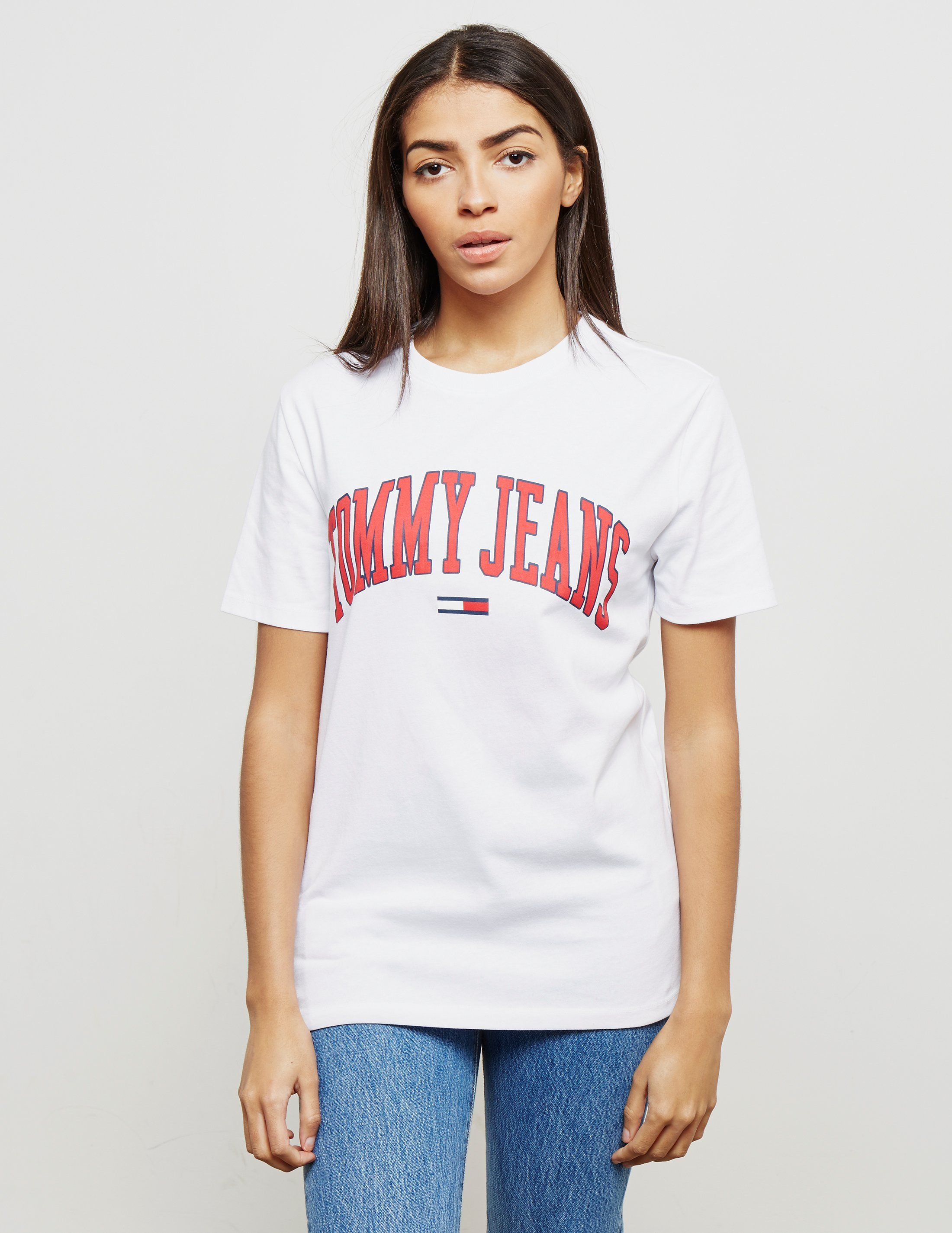 Tommy Jeans Oversized Short Sleeve T-Shirt