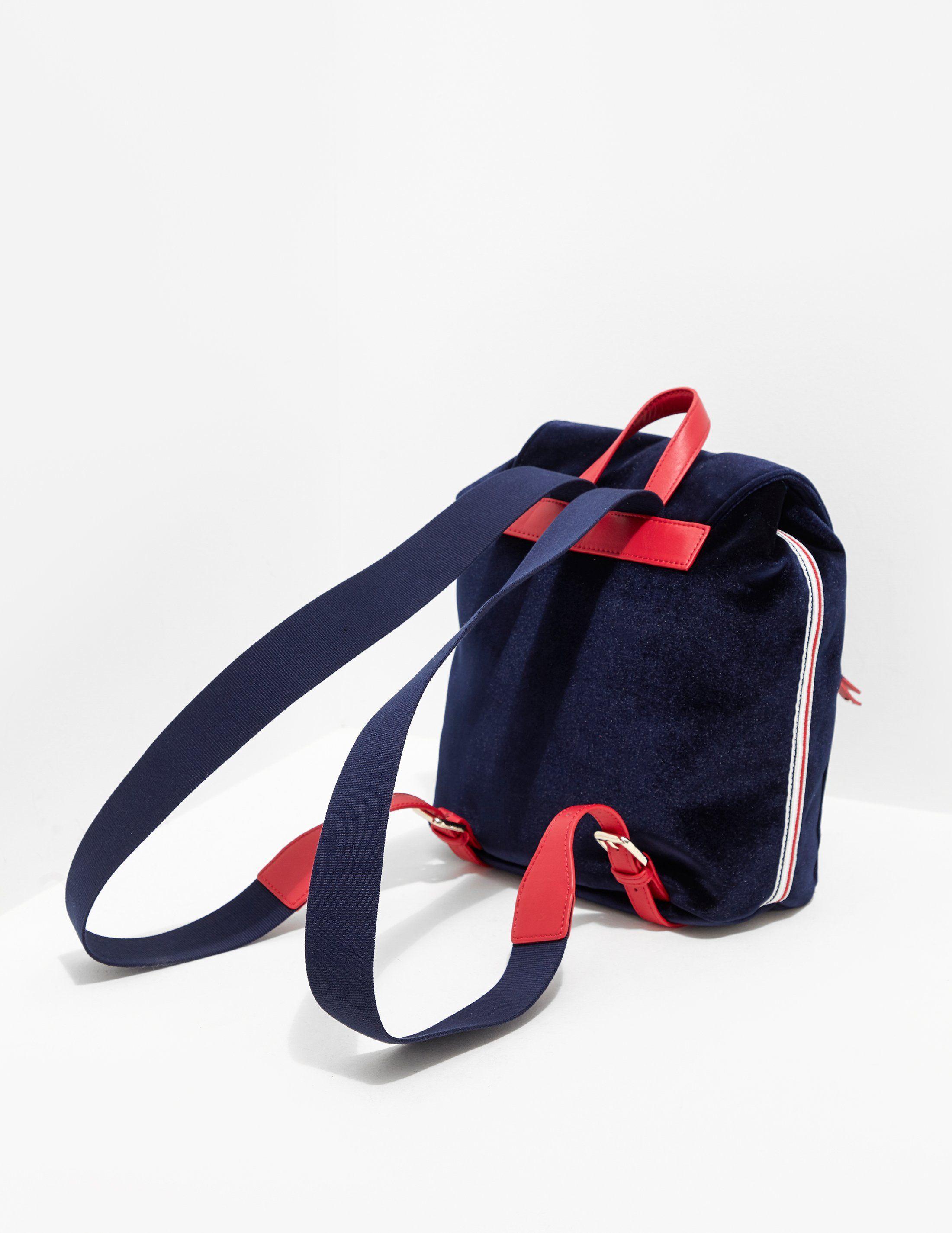 Tommy Hilfiger Cool Tommy Velvet Backpack