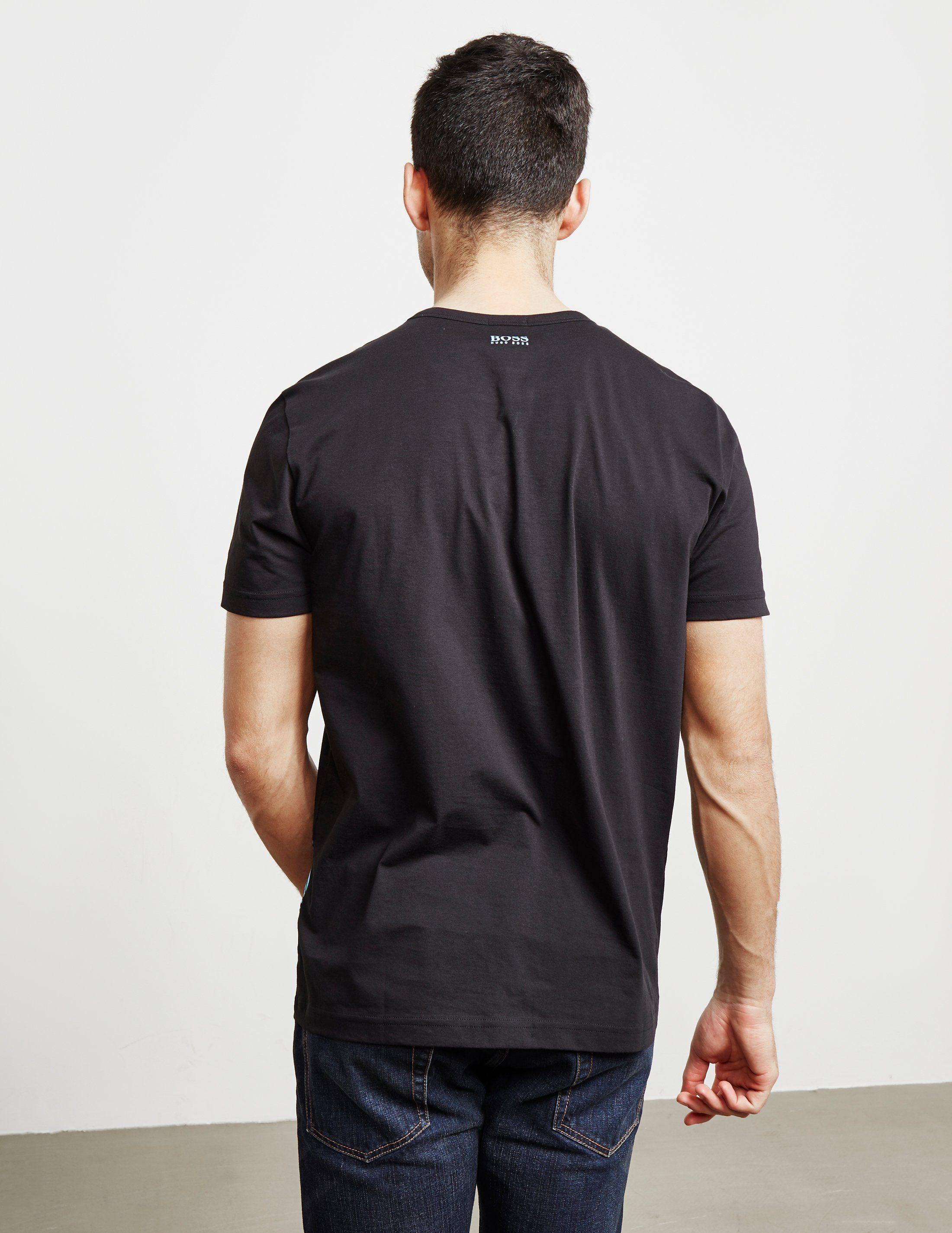 BOSS Graphic Logo Short Sleeve T-Shirt