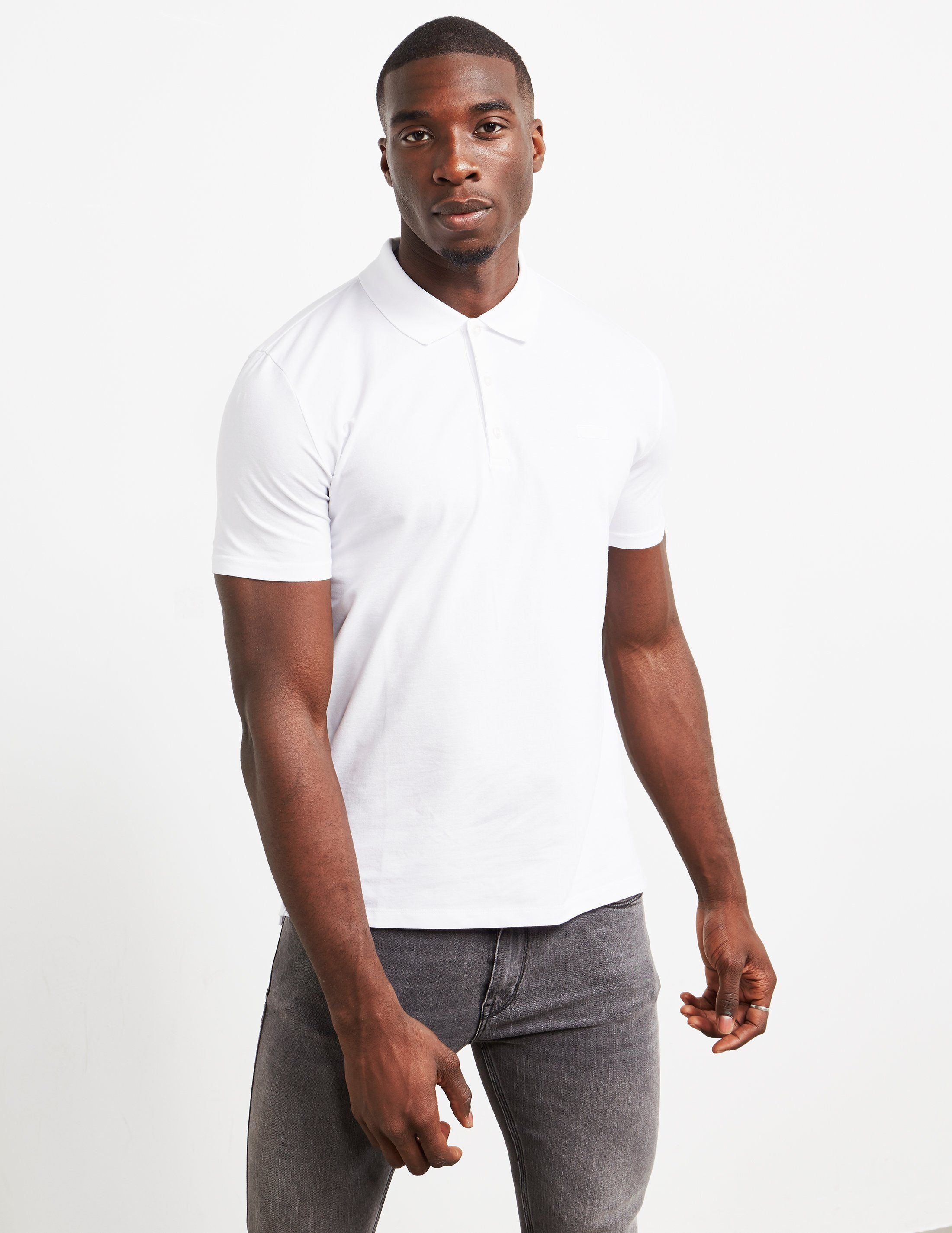HUGO Dohran Short Sleeve Polo Shirt