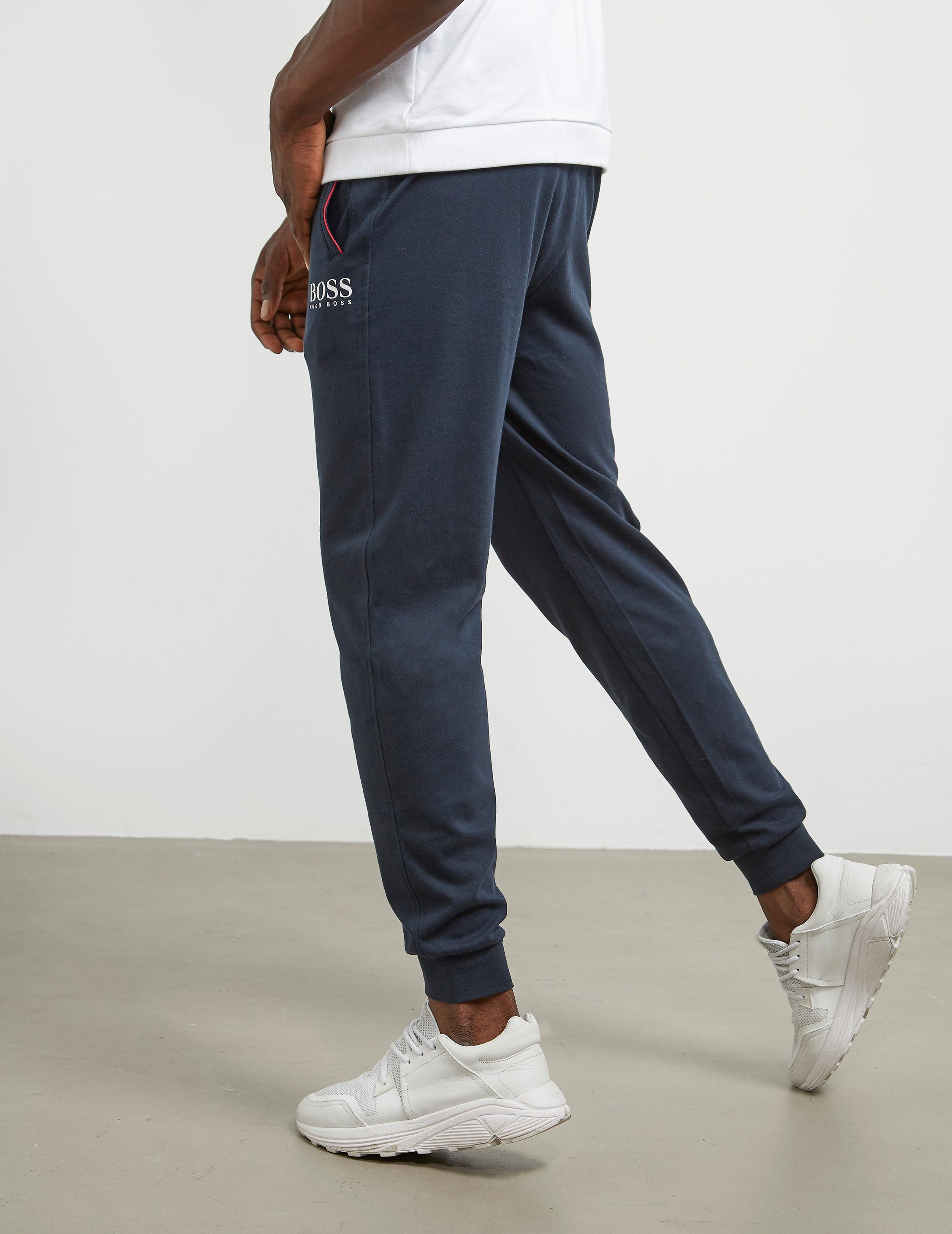 BOSS Authentic Cuffed Fleece Pants