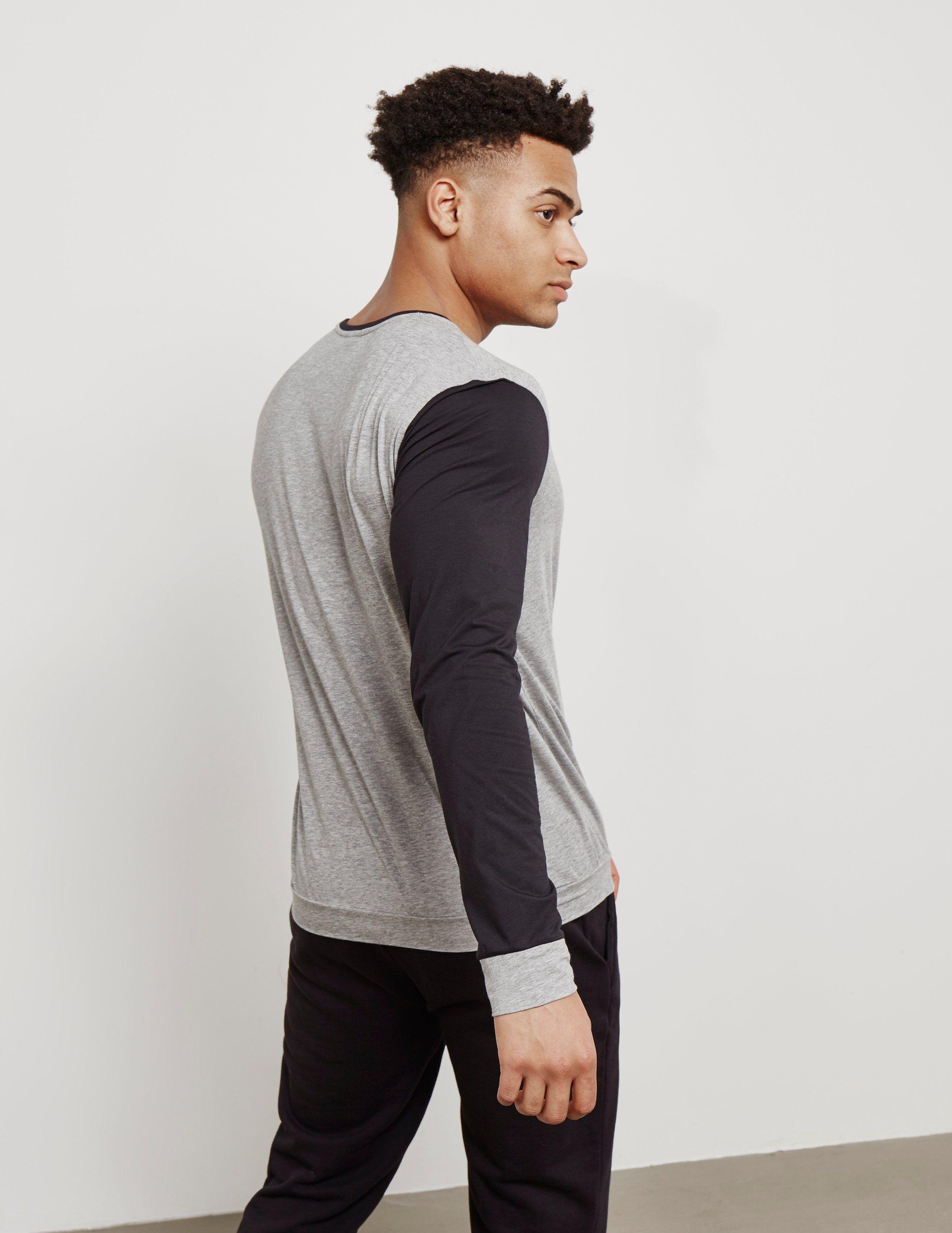 BOSS Night Long Sleeve T-Shirt