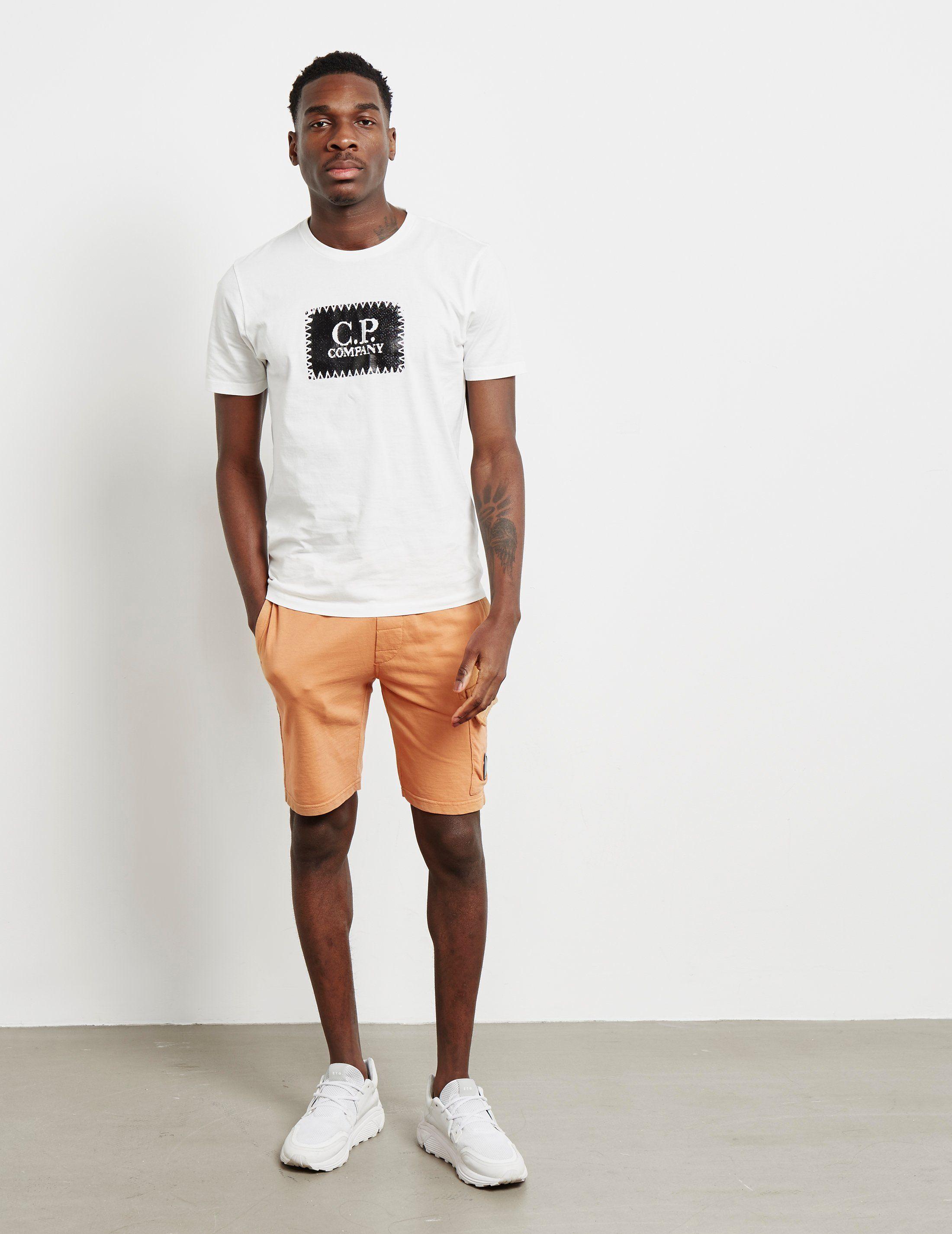 CP Company Tab Short Sleeve T-Shirt