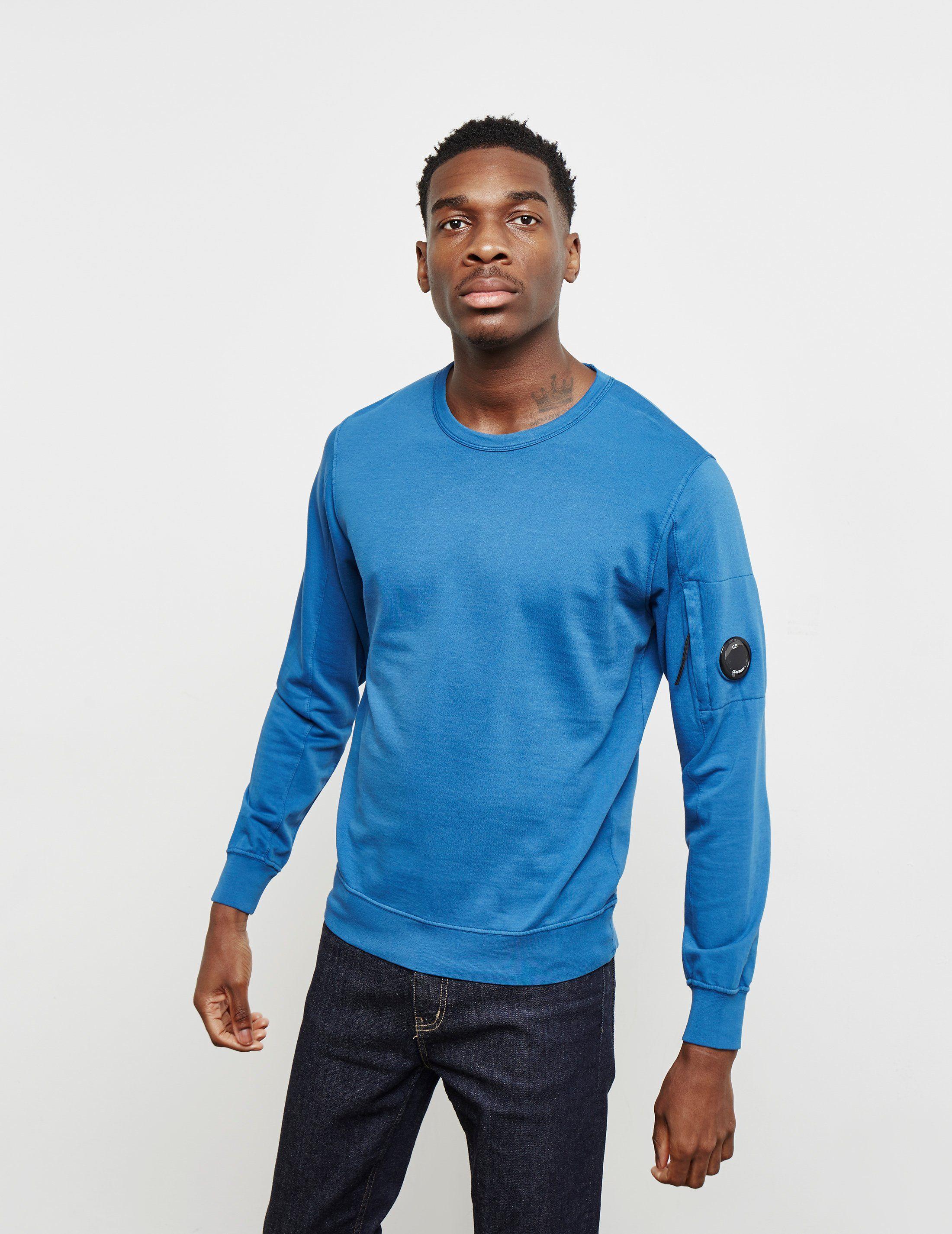CP Company Lightweight Lens Sweatshirt