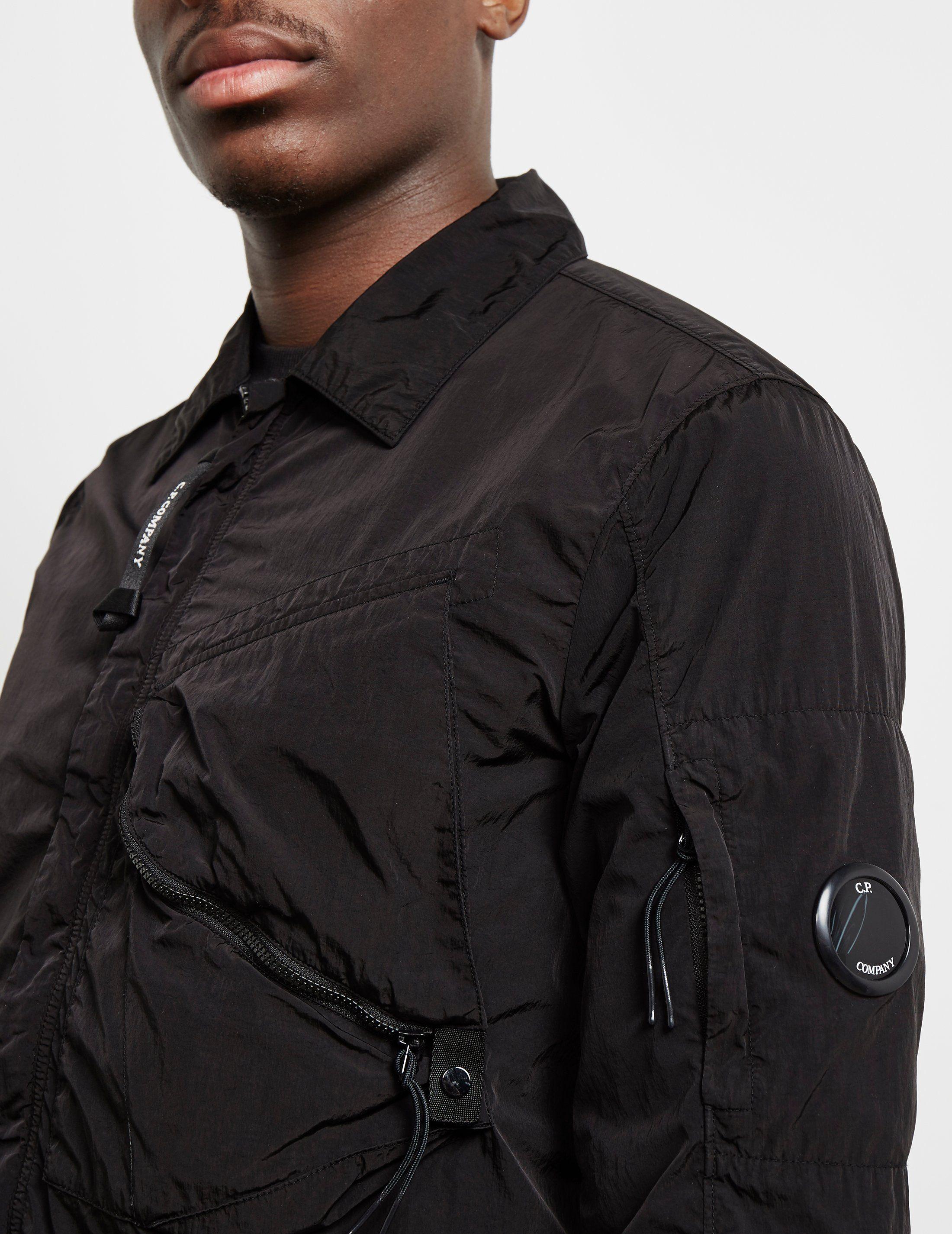 CP Company Chrome Overshirt