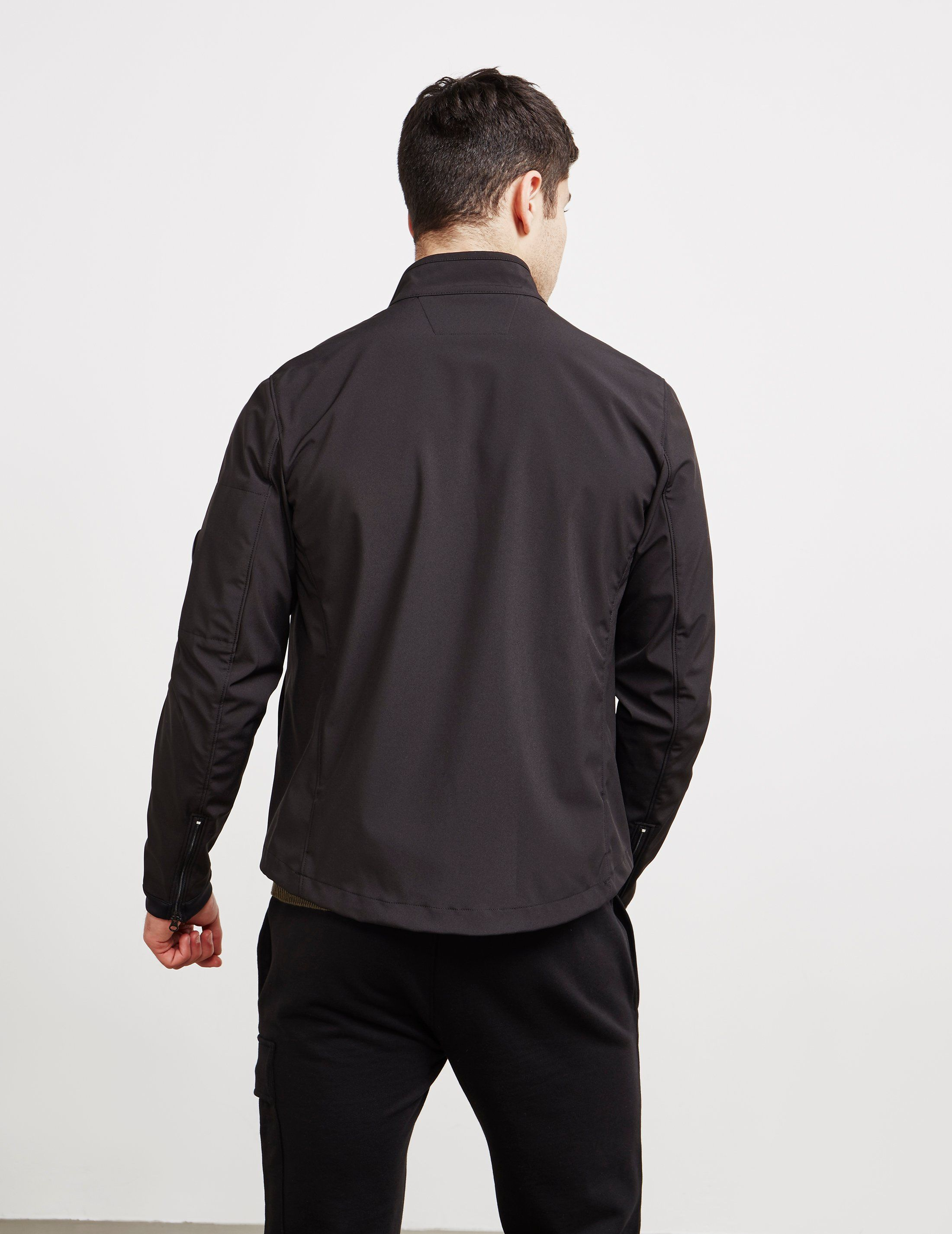 CP Company Softshell Bomber Jacket