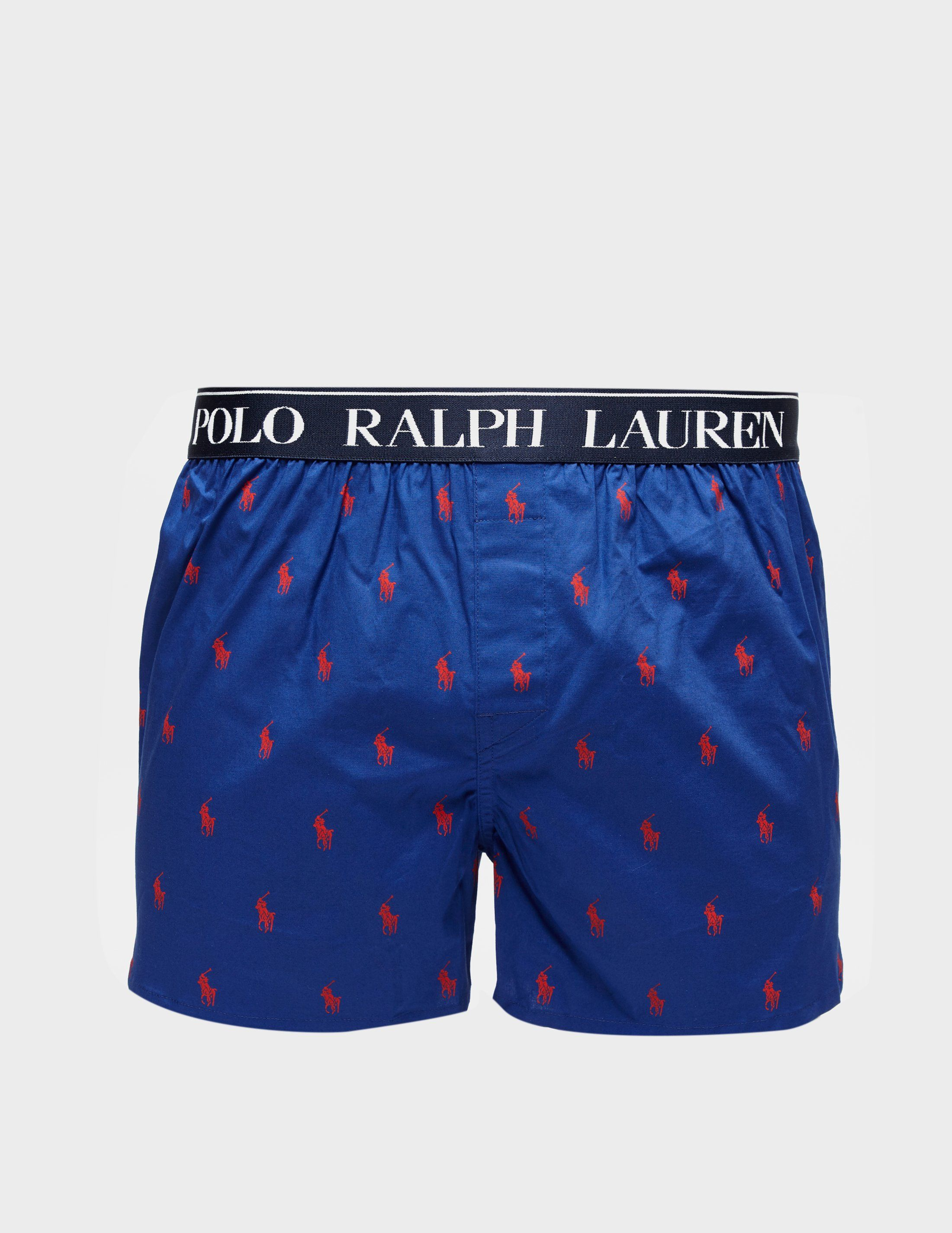 Polo Ralph Lauren All Over Print Woven Boxer Shorts