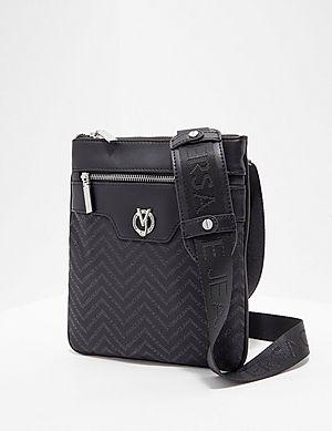 Versace Jeans Linea Chevron Small Item Bag ... 7bbeac959e