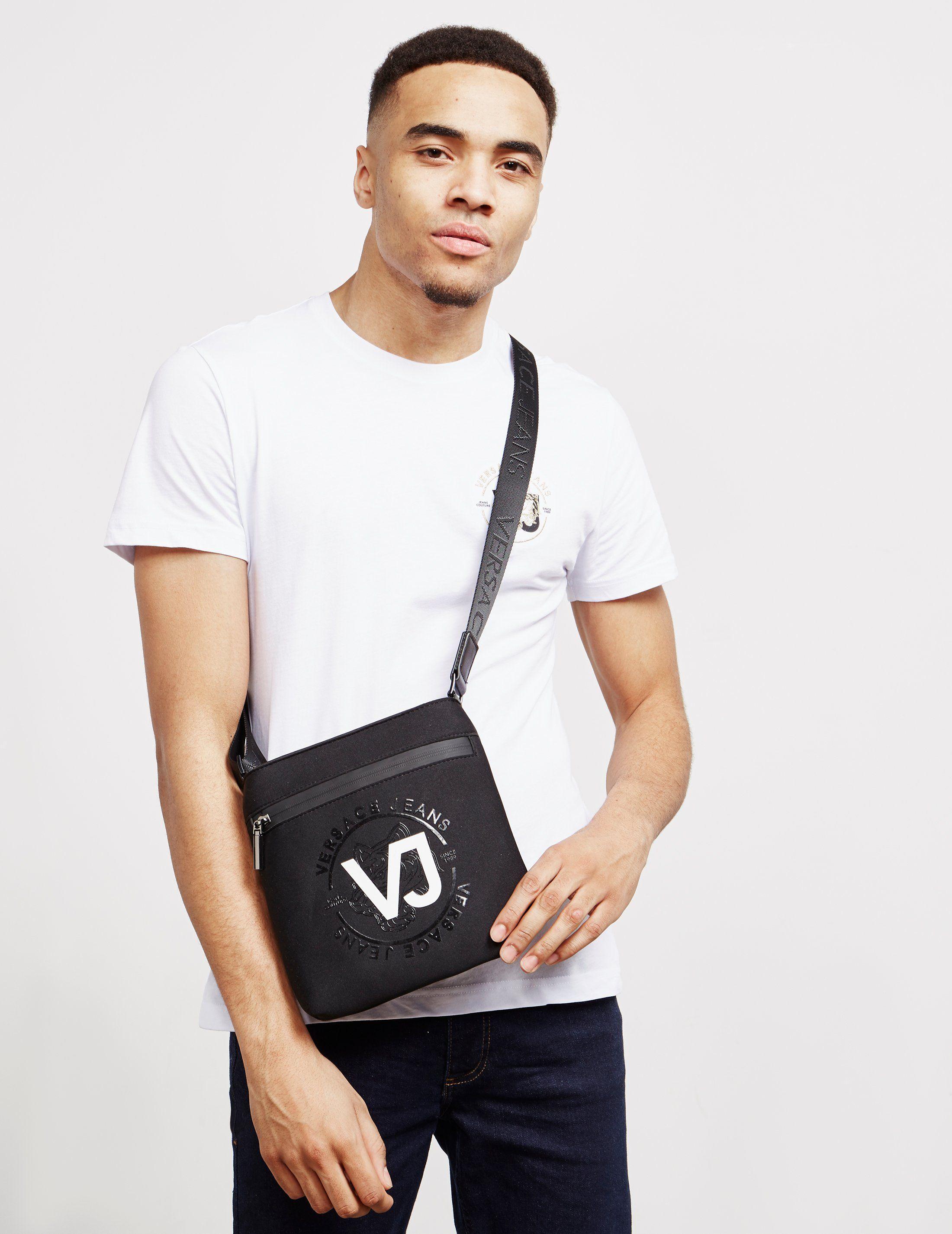 Versace Jeans Neo Print Small Item Bag