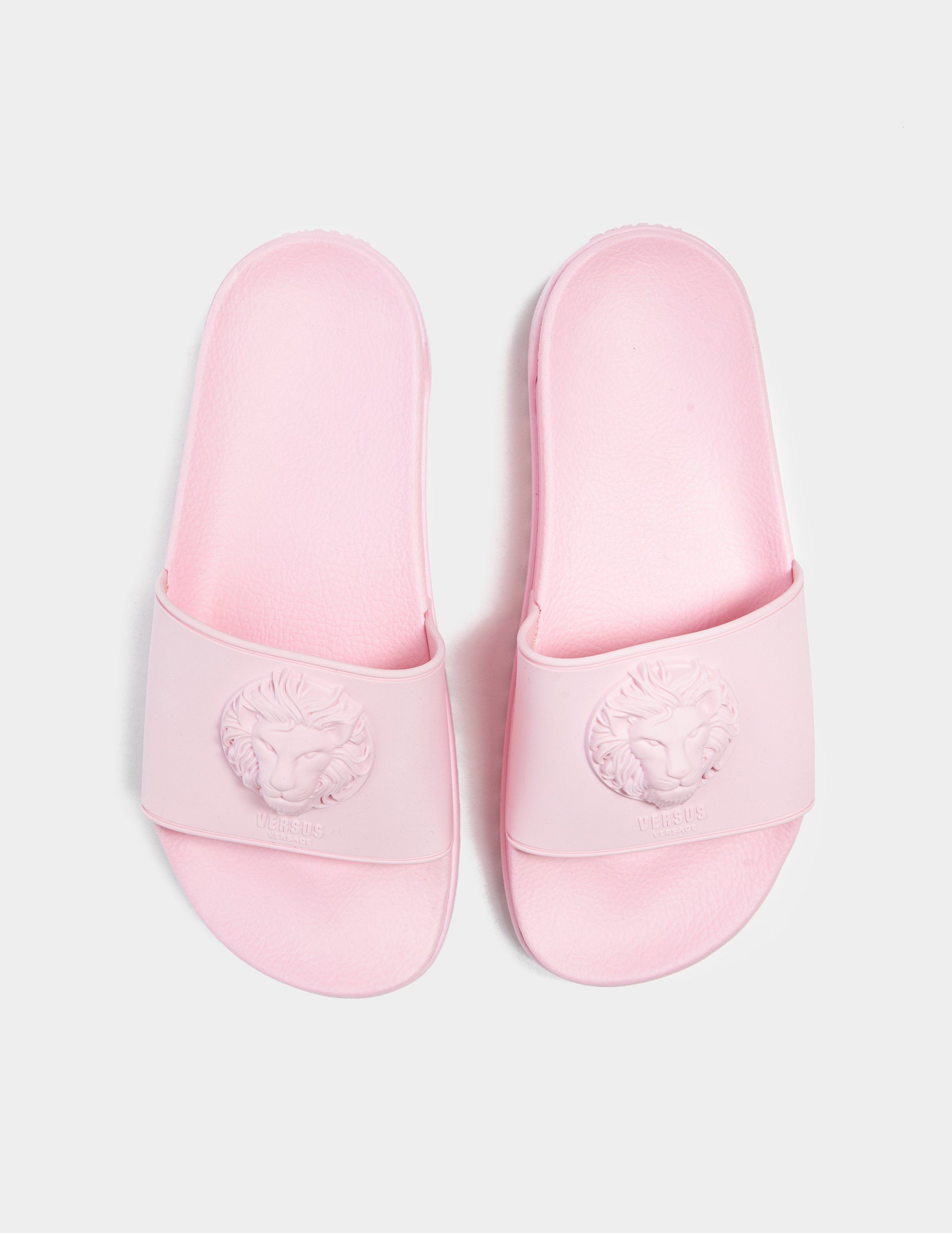 Versus Versace Lion Head Slides