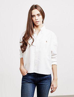 Polo Ralph Lauren Shirts   Blouses - Women   Tessuti c41c29711177