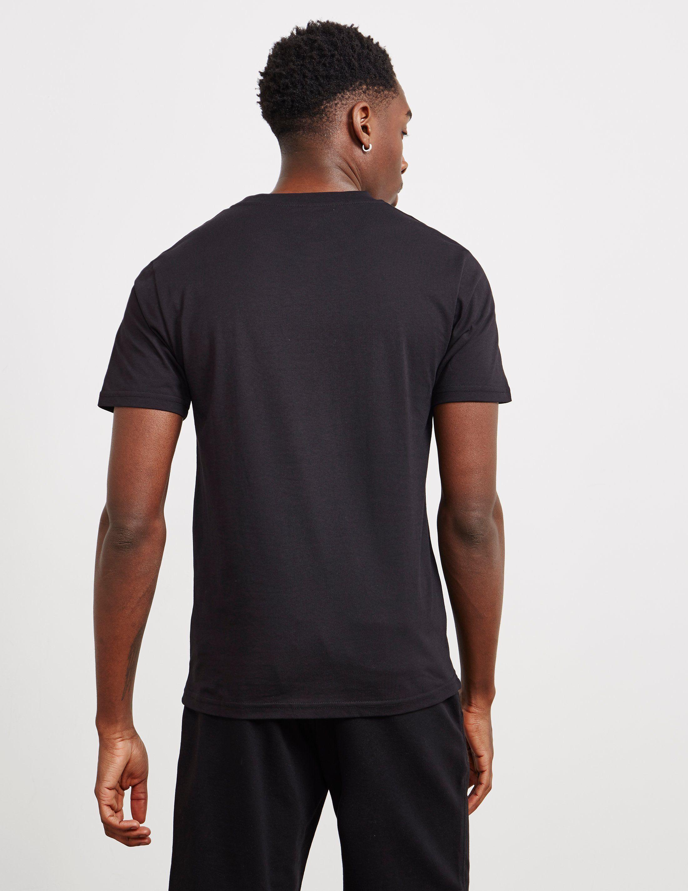 Moschino Foil Logo Short Sleeve T-Shirt