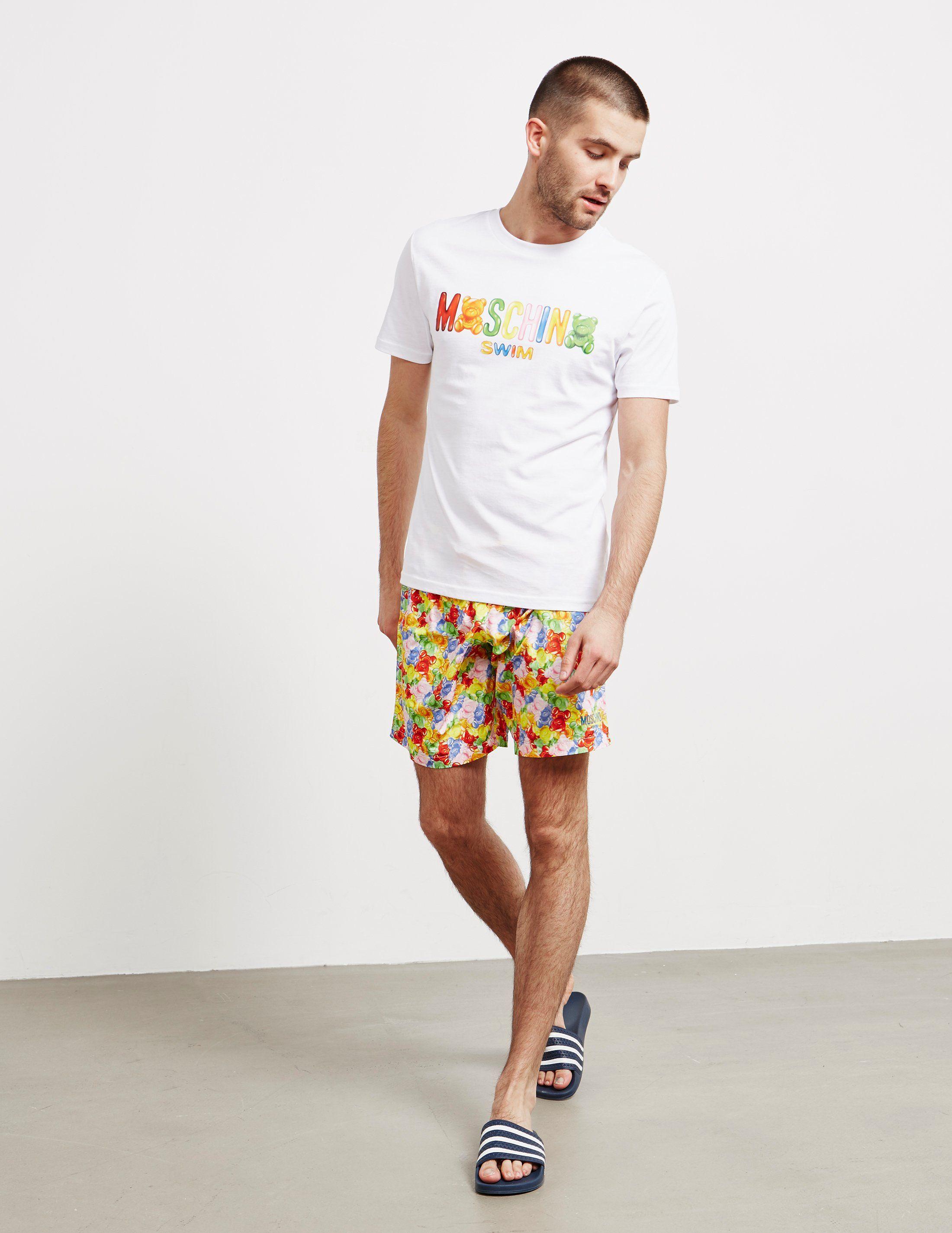 Moschino Gummy Shorts