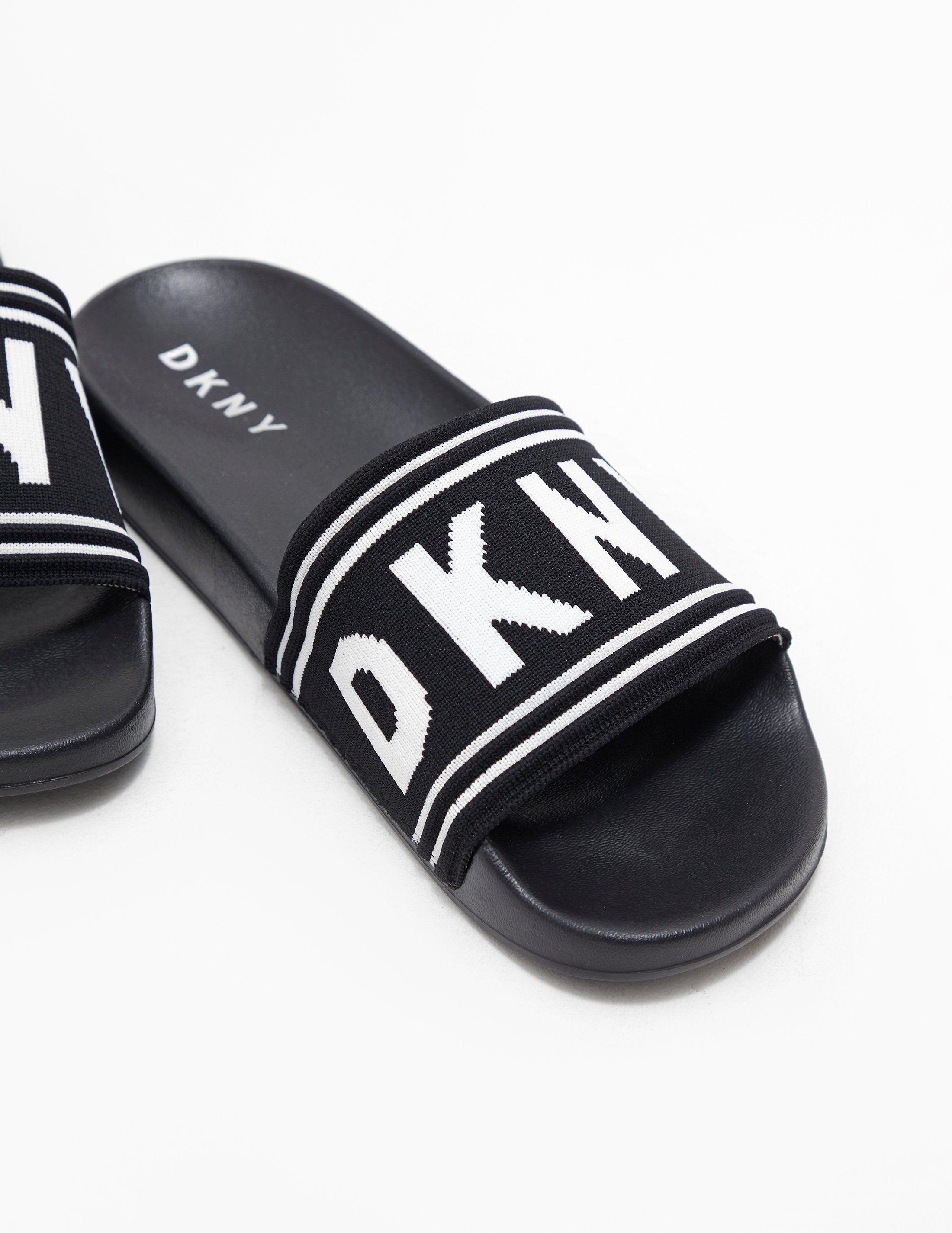 DKNY Zora Slides