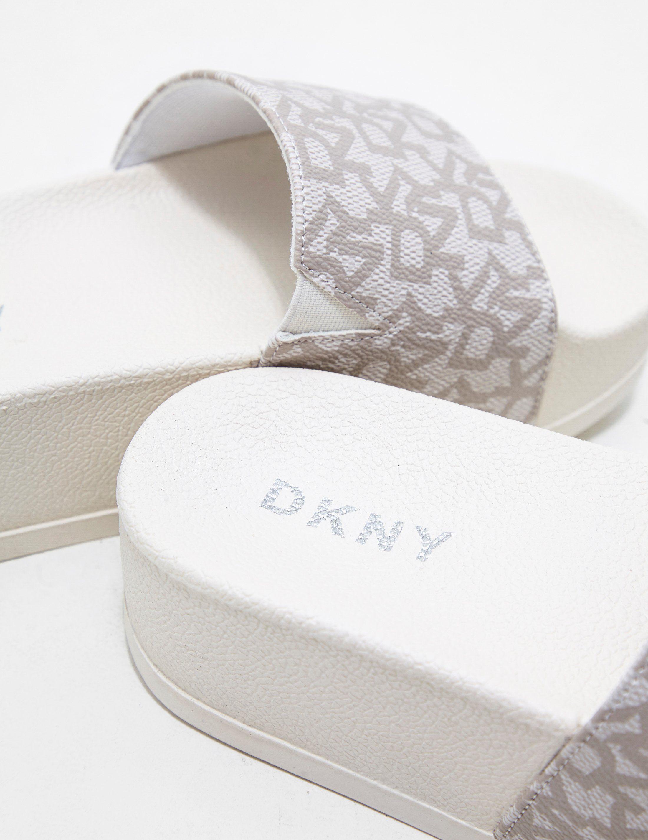 DKNY Platform Slides