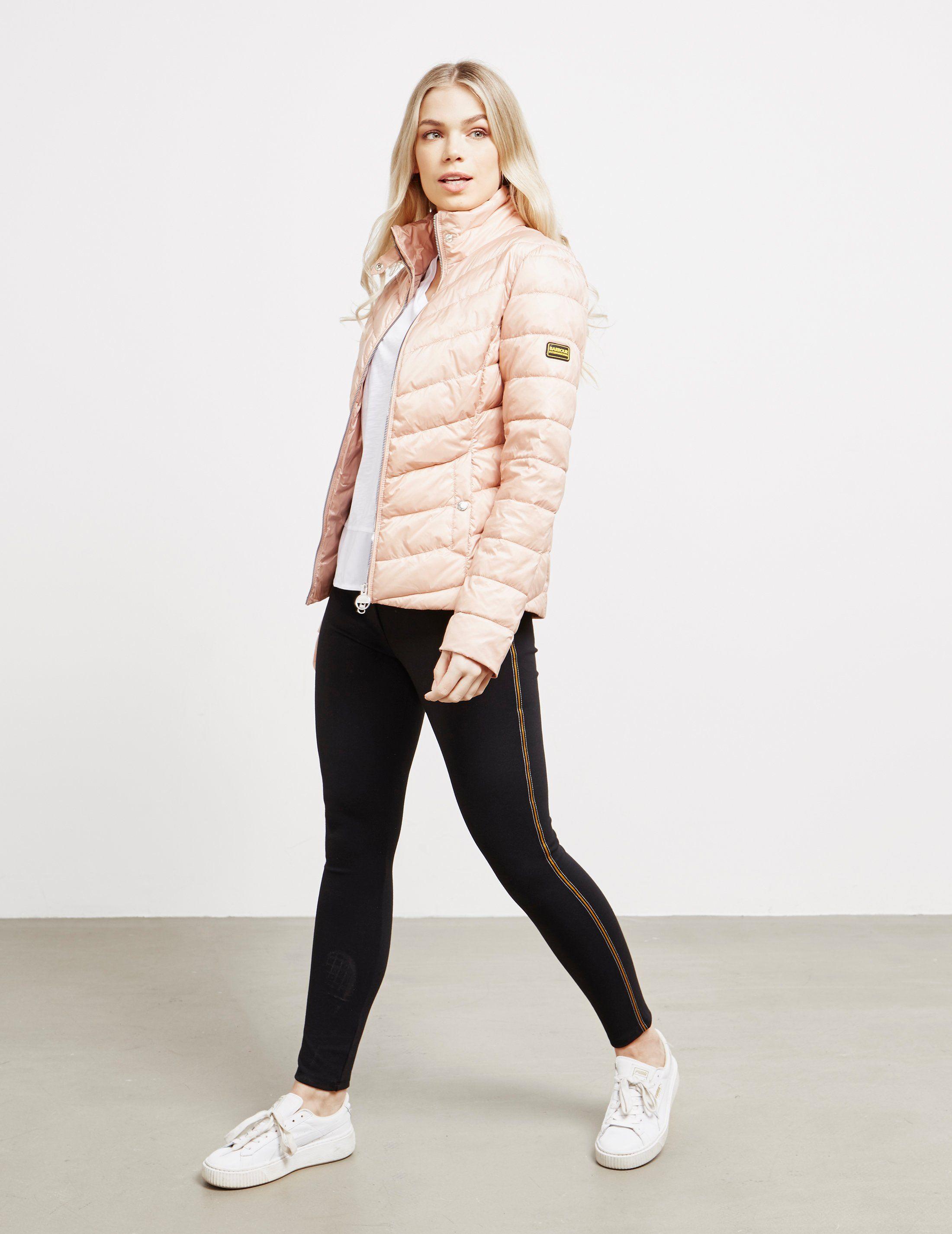 Barbour International Aubern Quilted Jacket