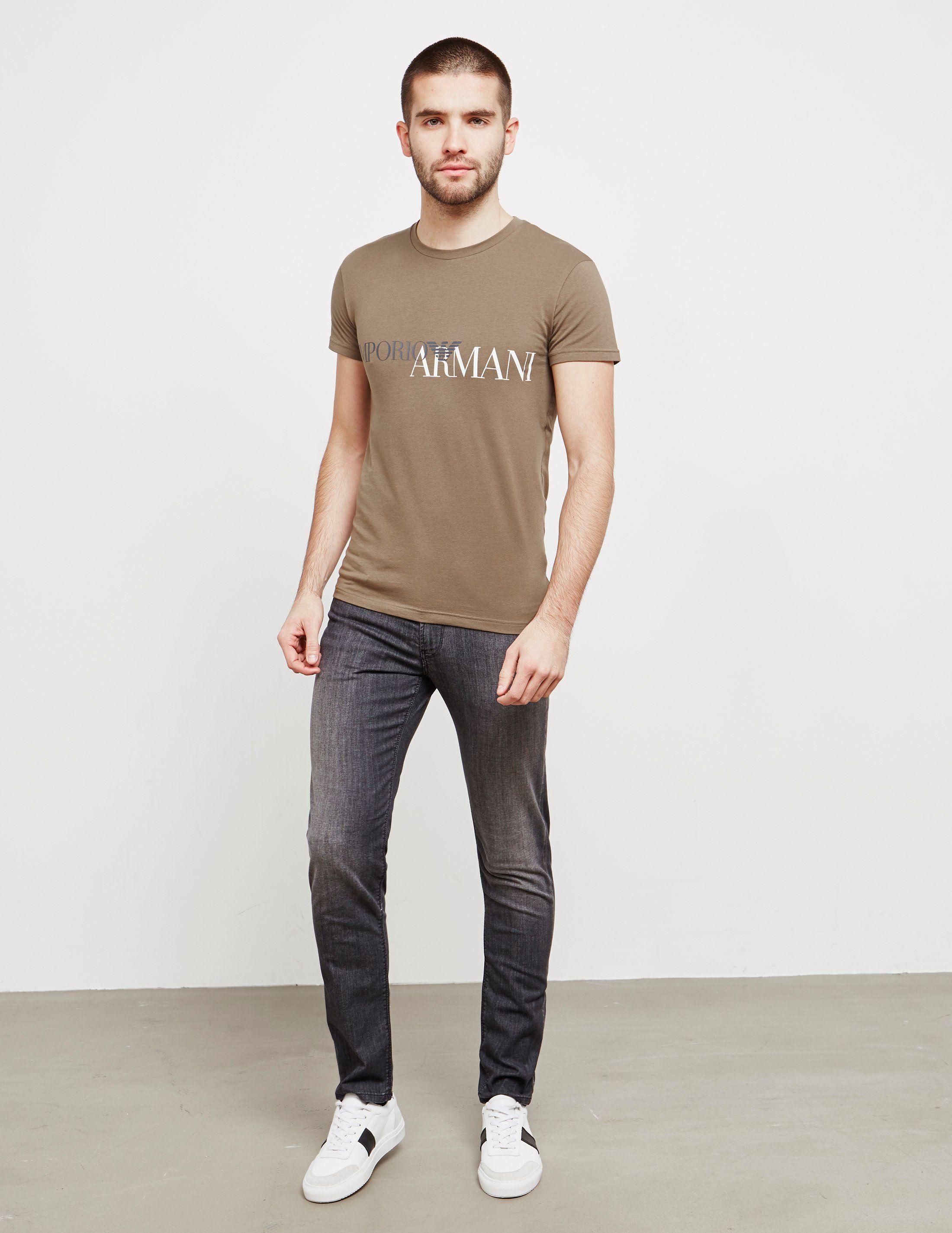 Emporio Armani J06 Slim Soft Jeans