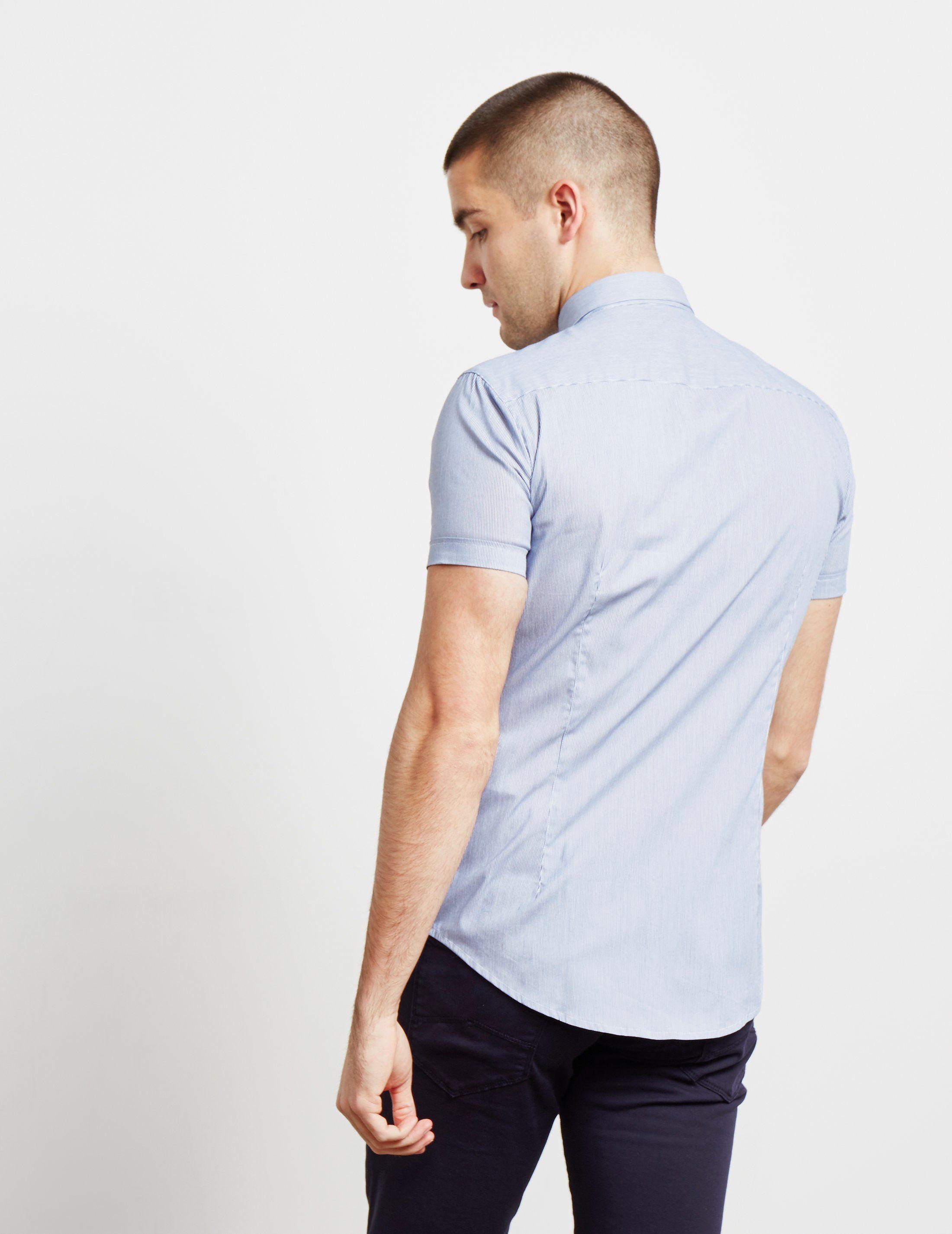Emporio Armani Basic Short Sleeve Shirt