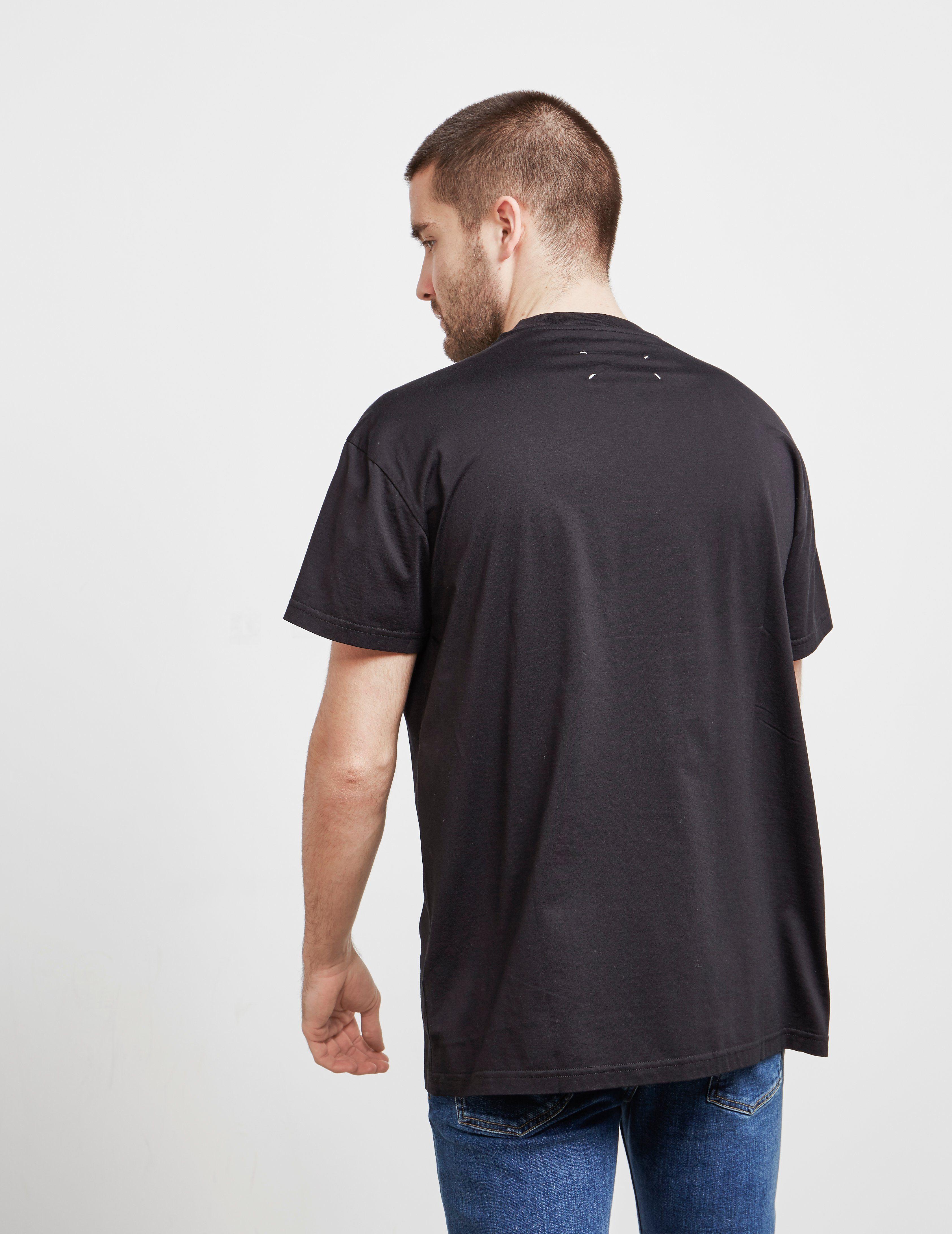 Maison Margiela Touch Short Sleeve T-Shirt