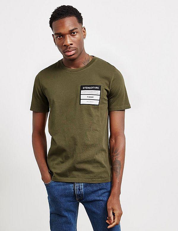 559af1e9ee4d Maison Margiela Stereotype Short Sleeve T-Shirt