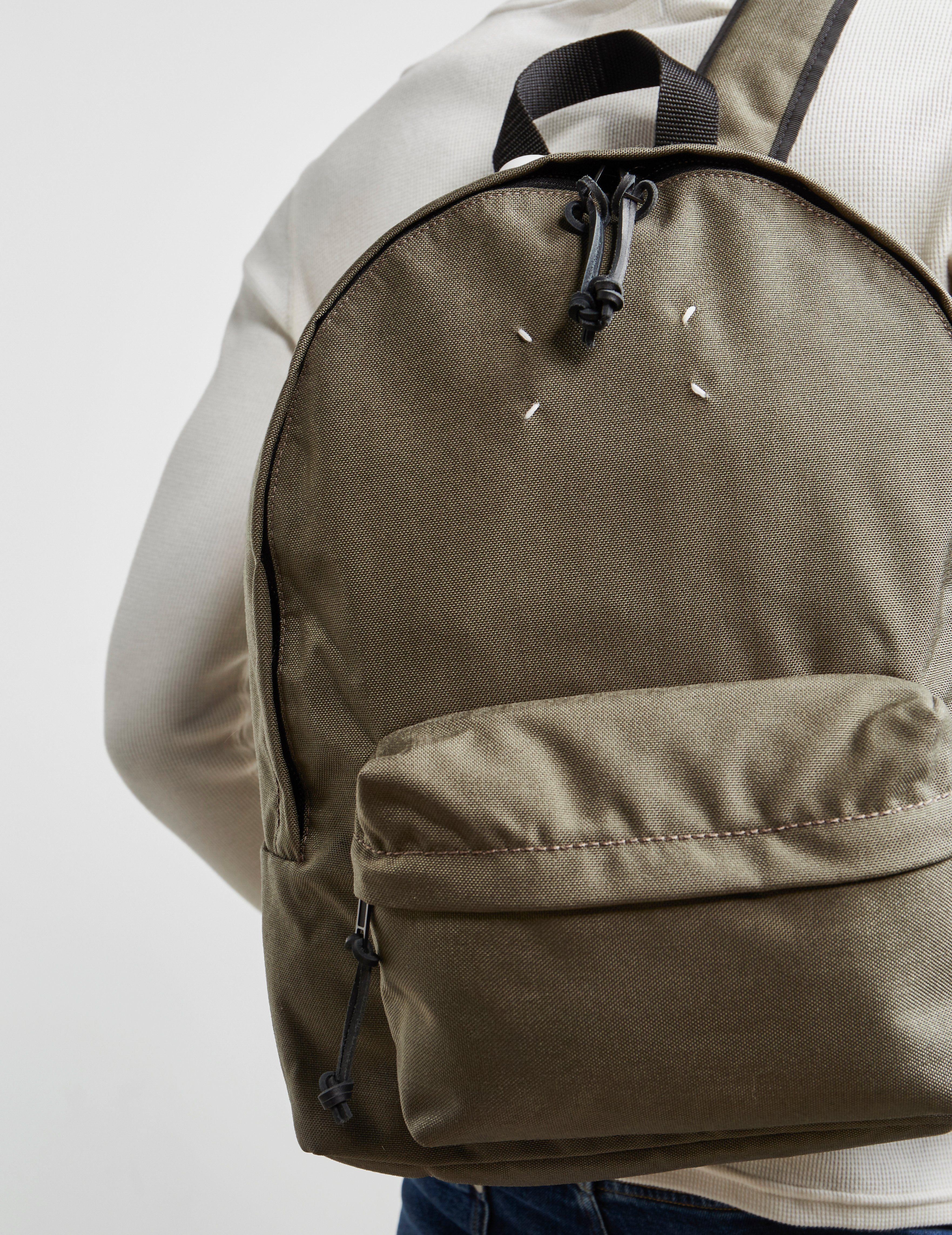 Maison Margiela Medium Nylon Backpack
