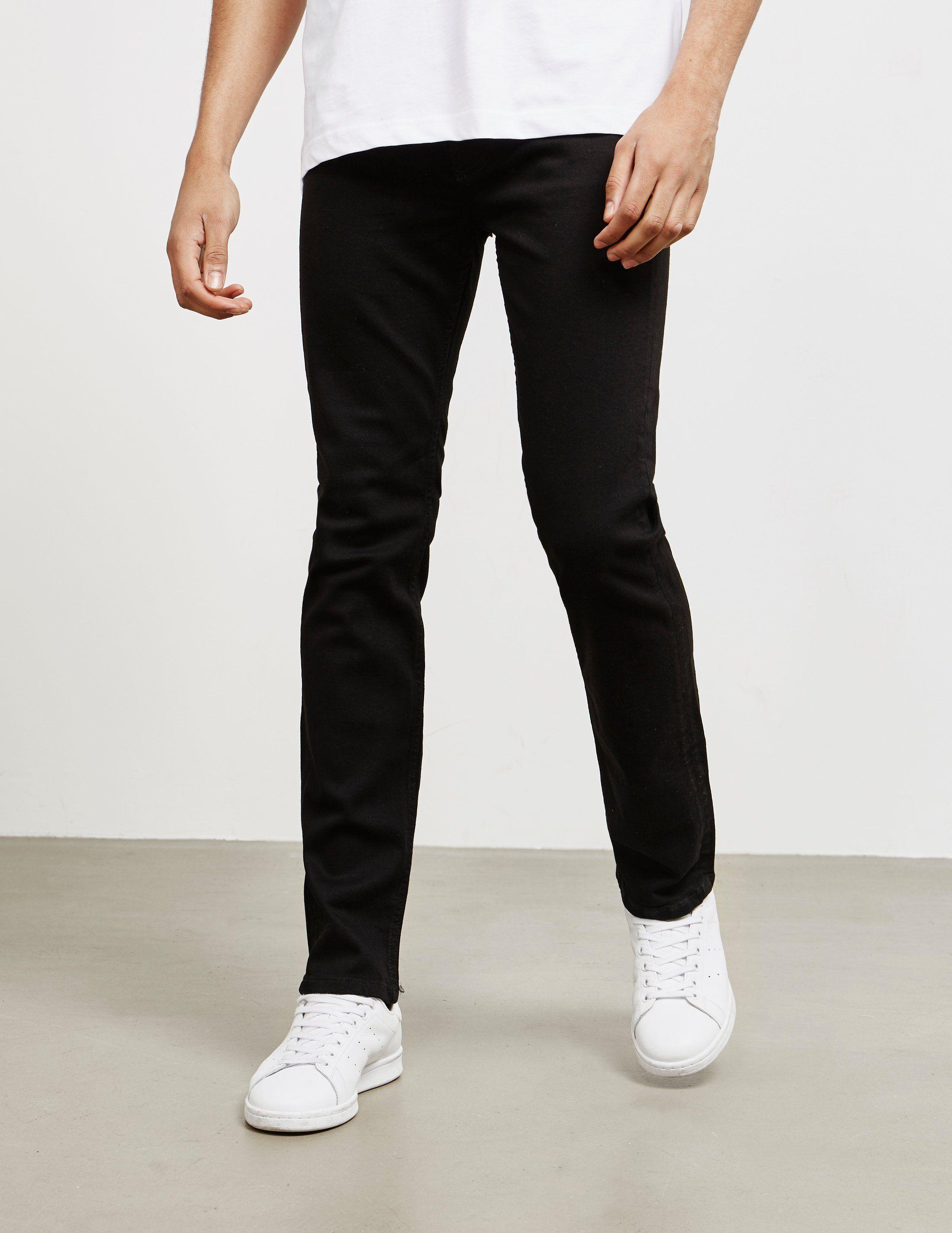 Versace Jeans Slim Logo Jeans