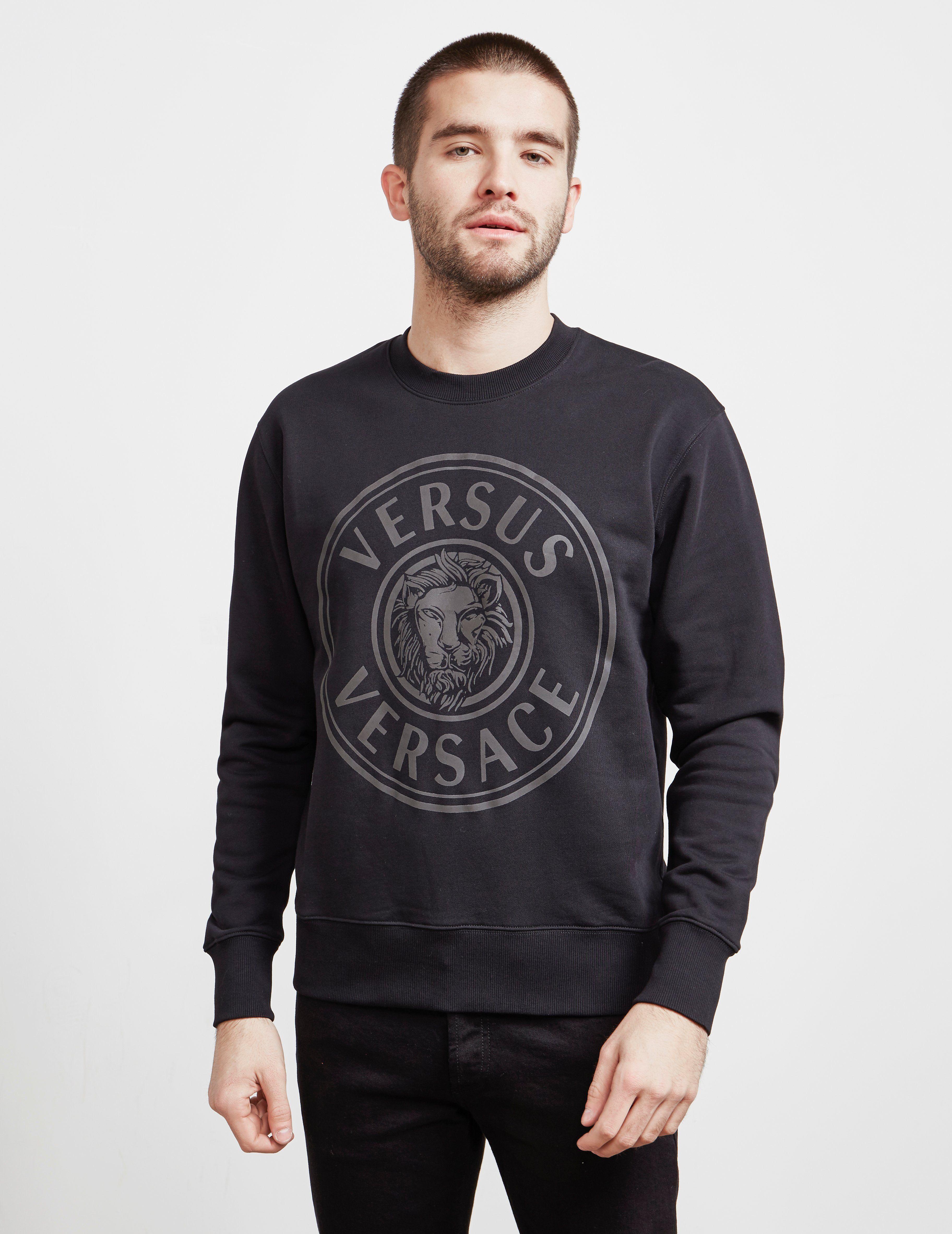 Versus Versace Reflective Sweatshirt