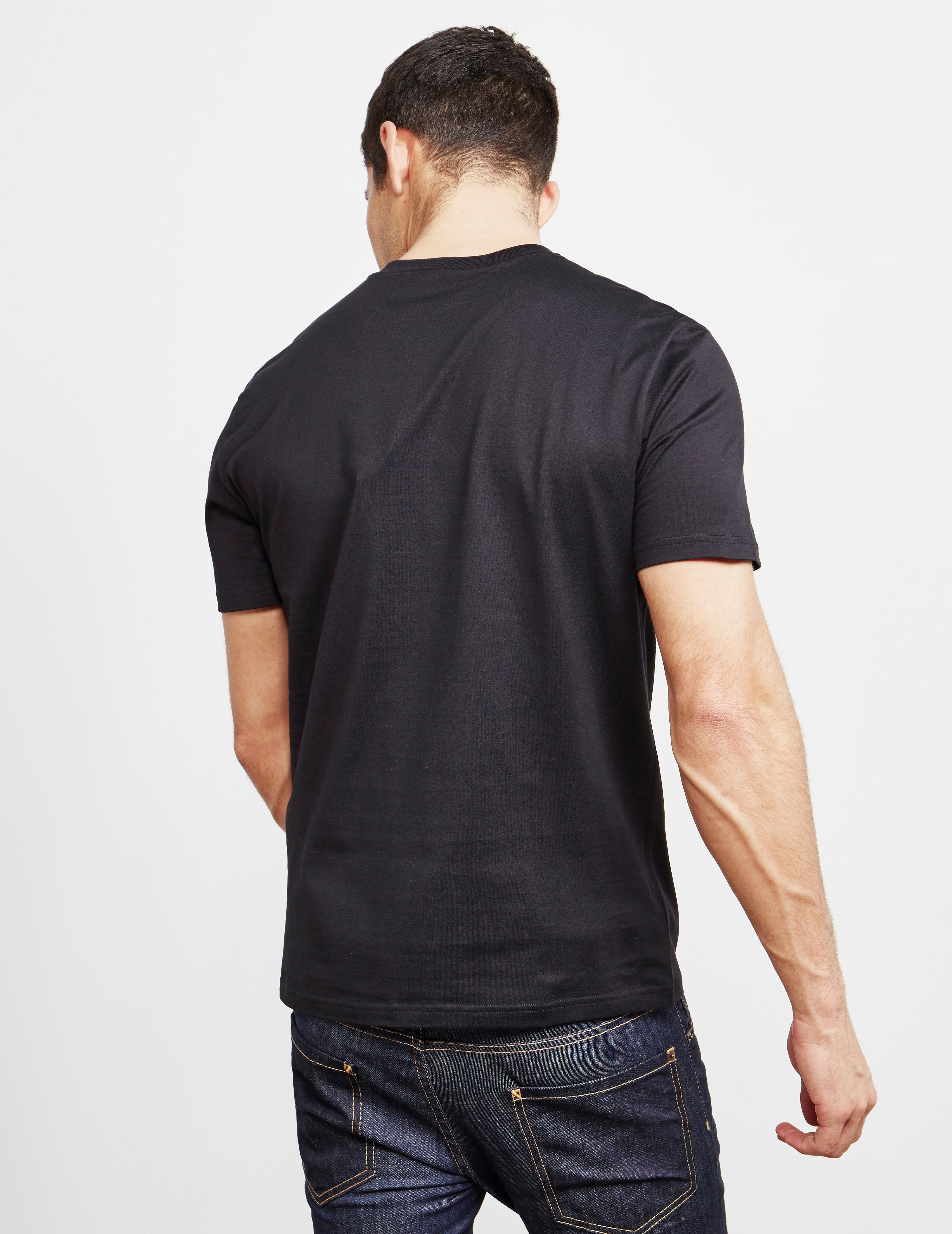 Versus Versace Reflective Logo Short Sleeve T-Shirt