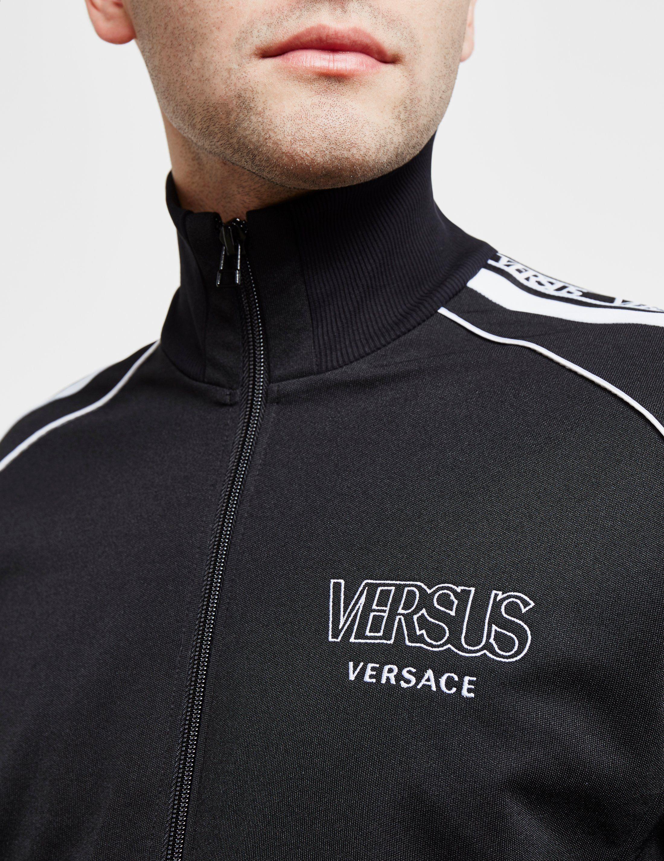 Versus Versace Tape Track Top