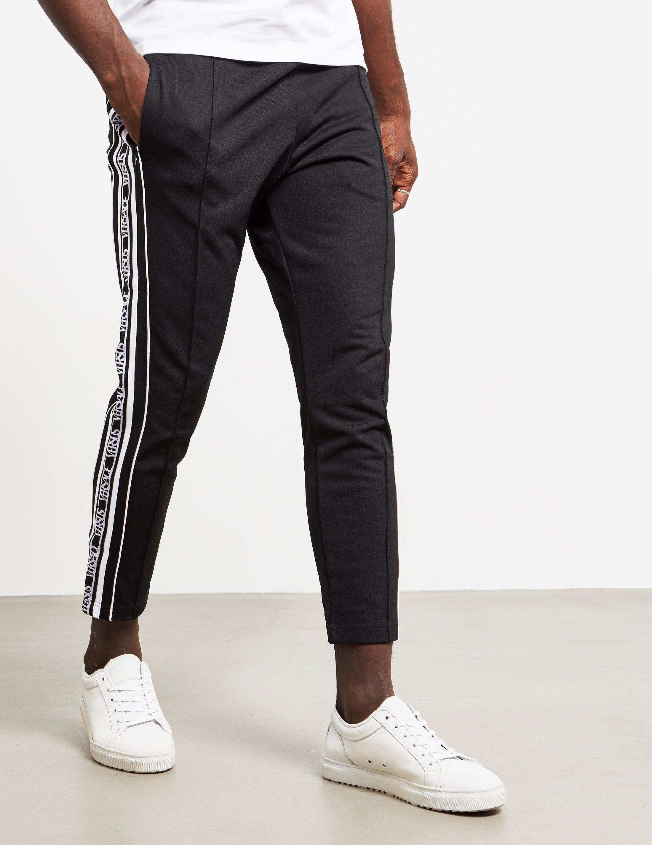 Versus Versace Tape Track Pants
