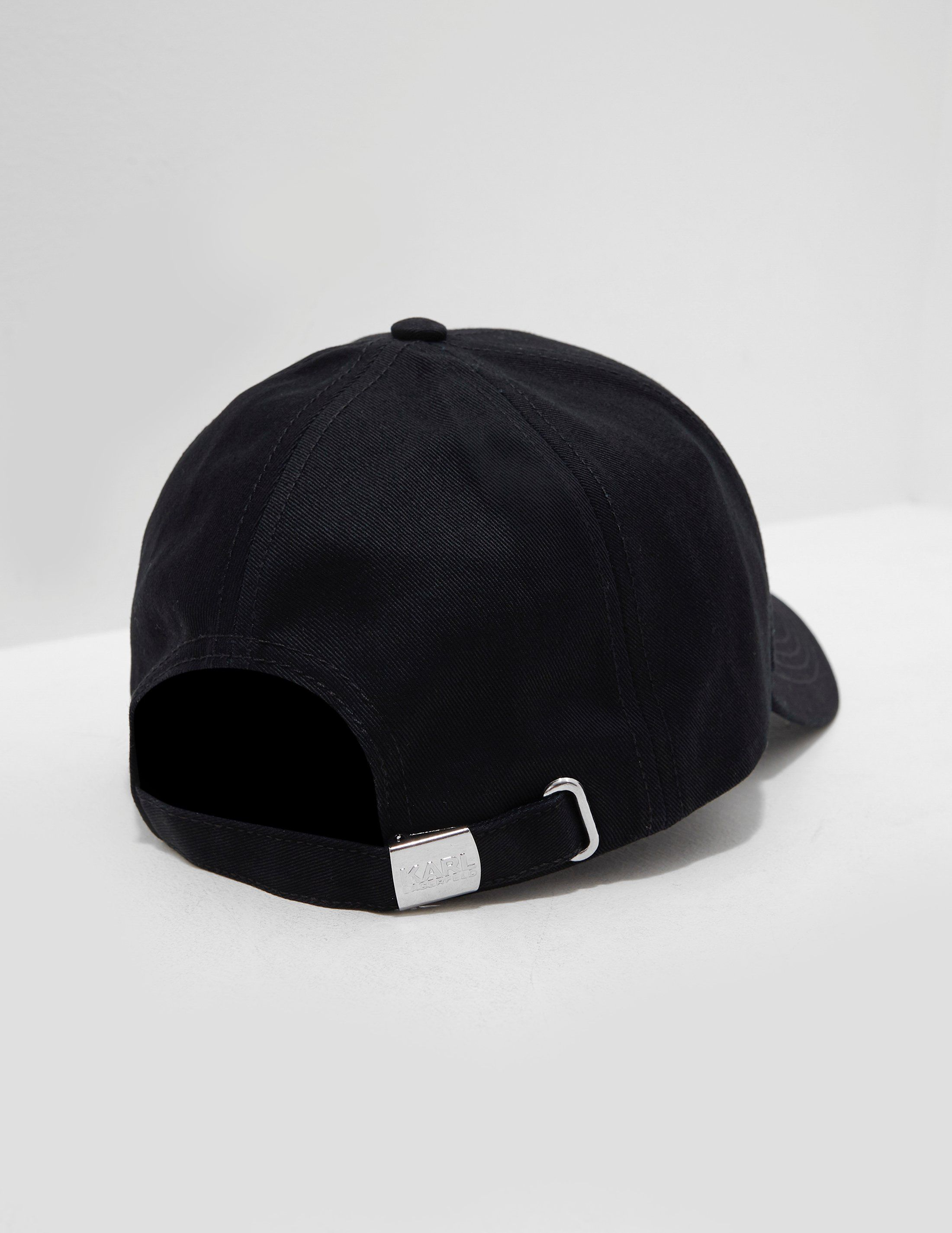 Karl Lagerfeld Signature Cap
