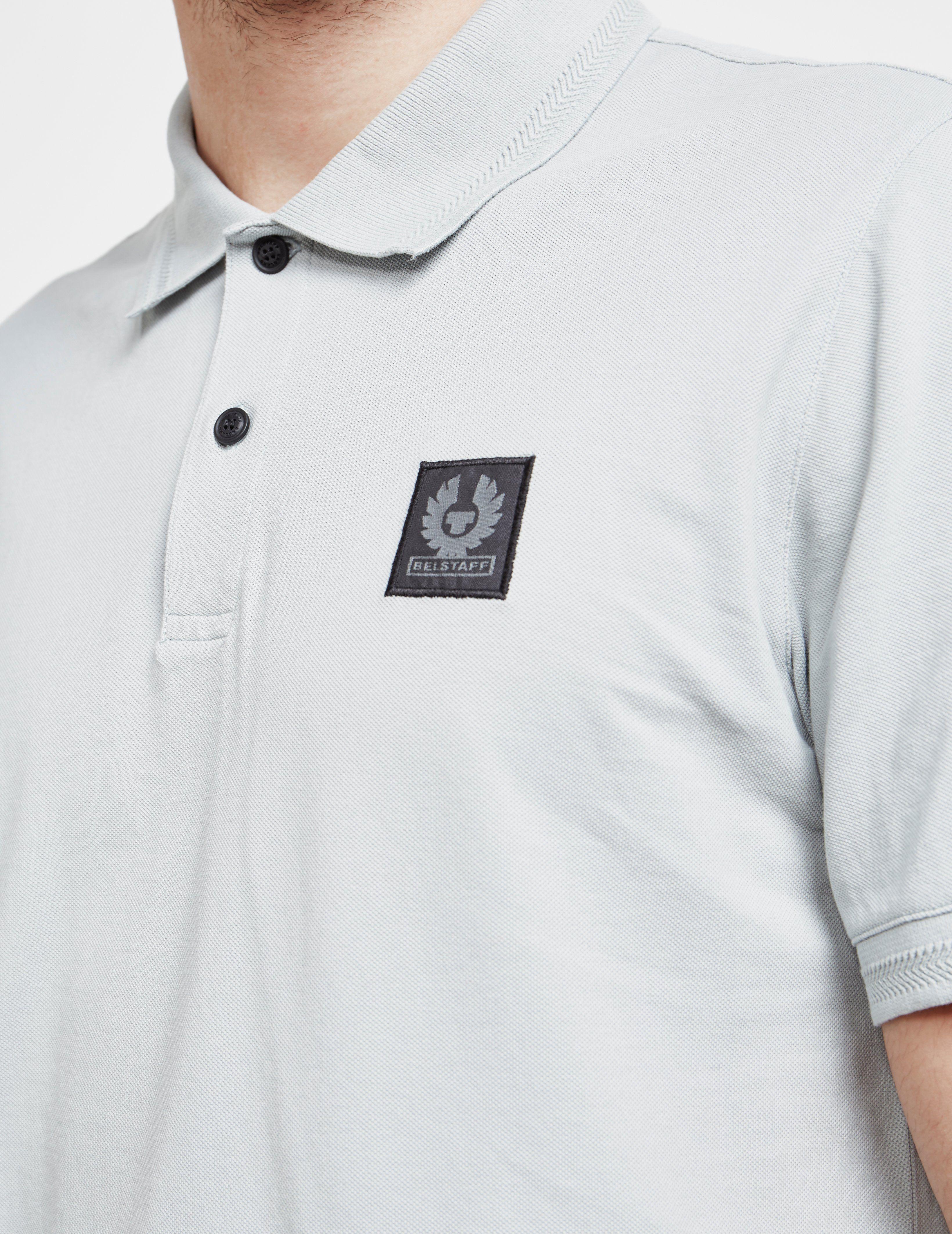 Belstaff Stan Short Sleeve Polo Shirt