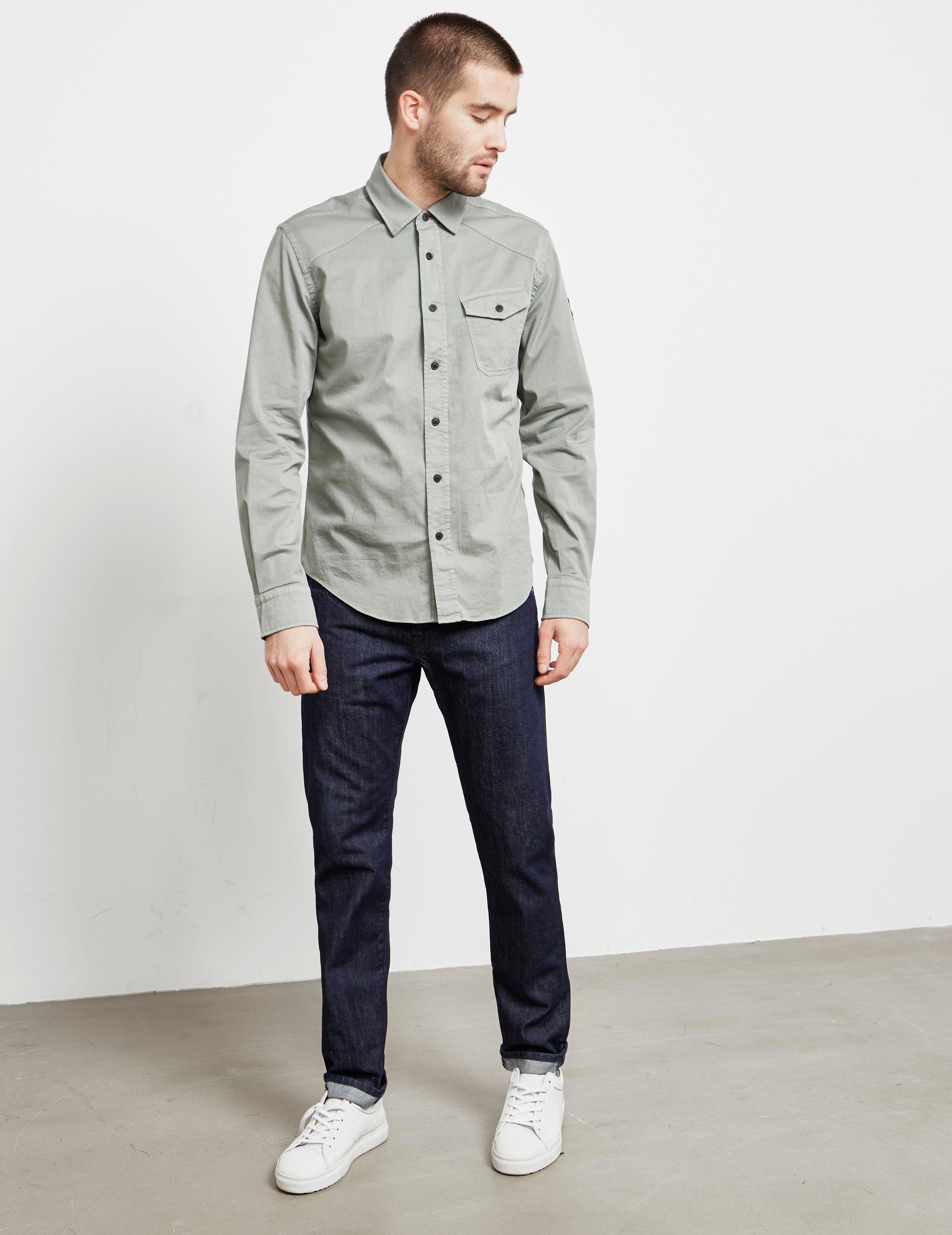 Belstaff Stead Long Sleeve Shirt