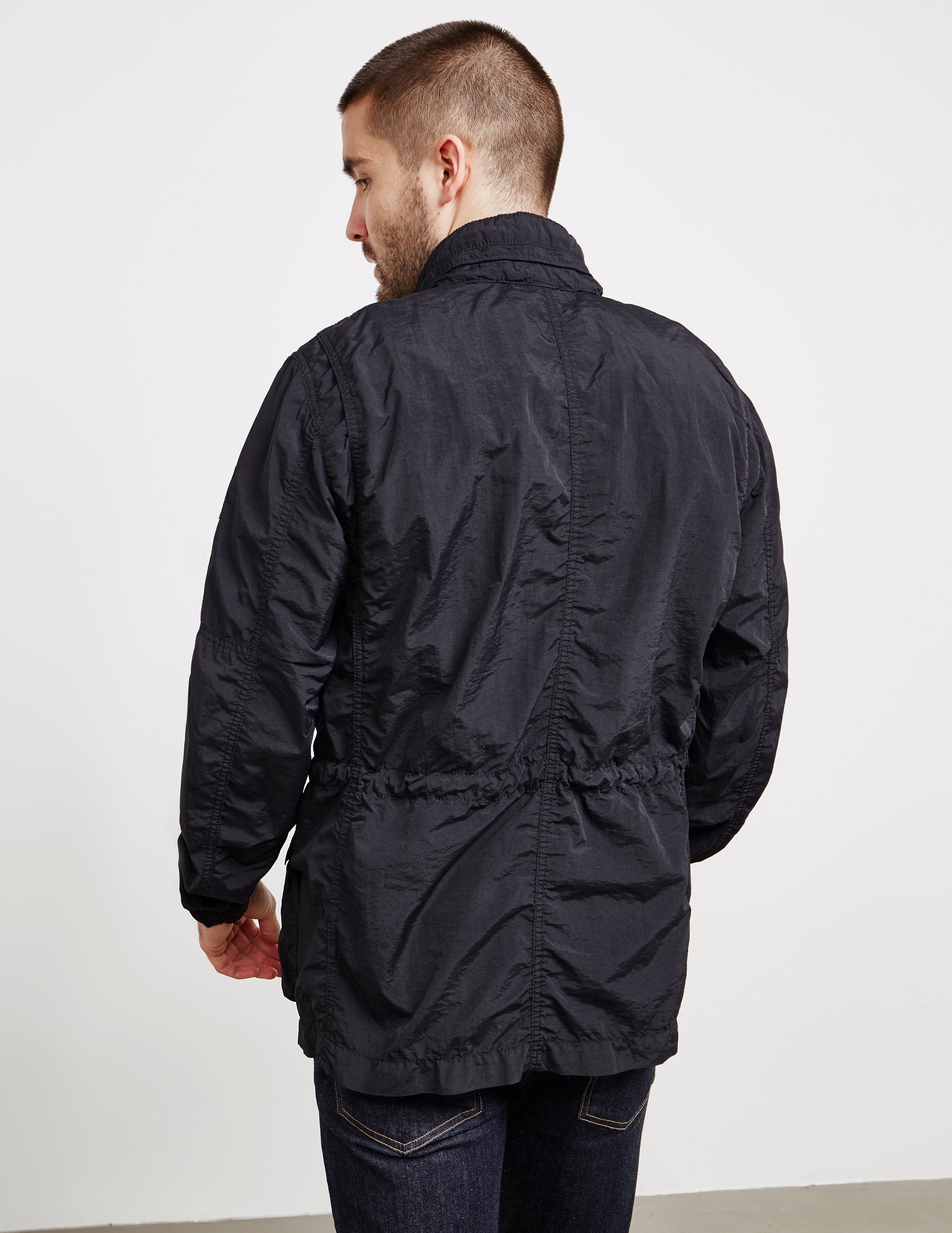 Belstaff Garment Dyed Four Pocket Jacket