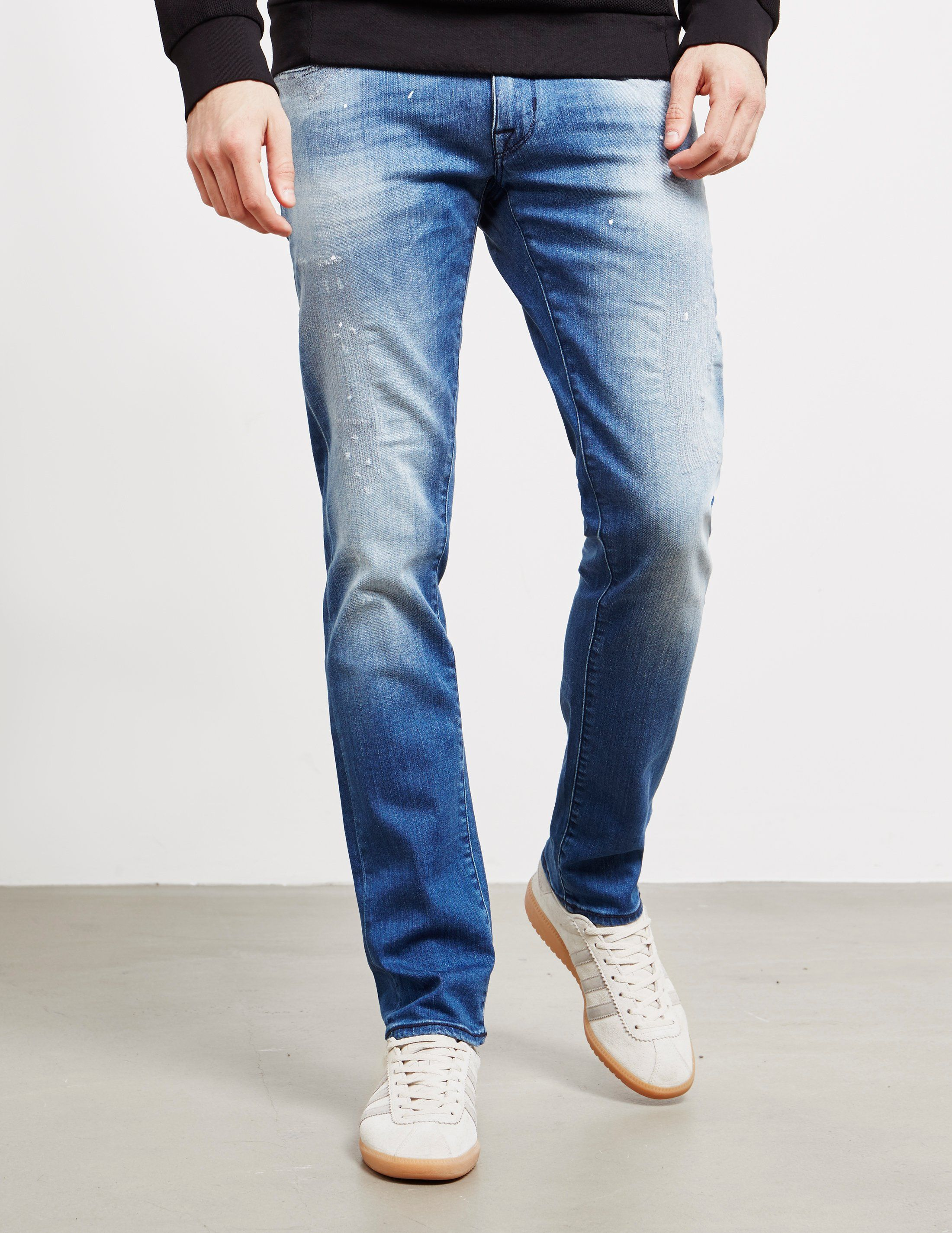 Jacob Cohen Slim Distressed Jeans