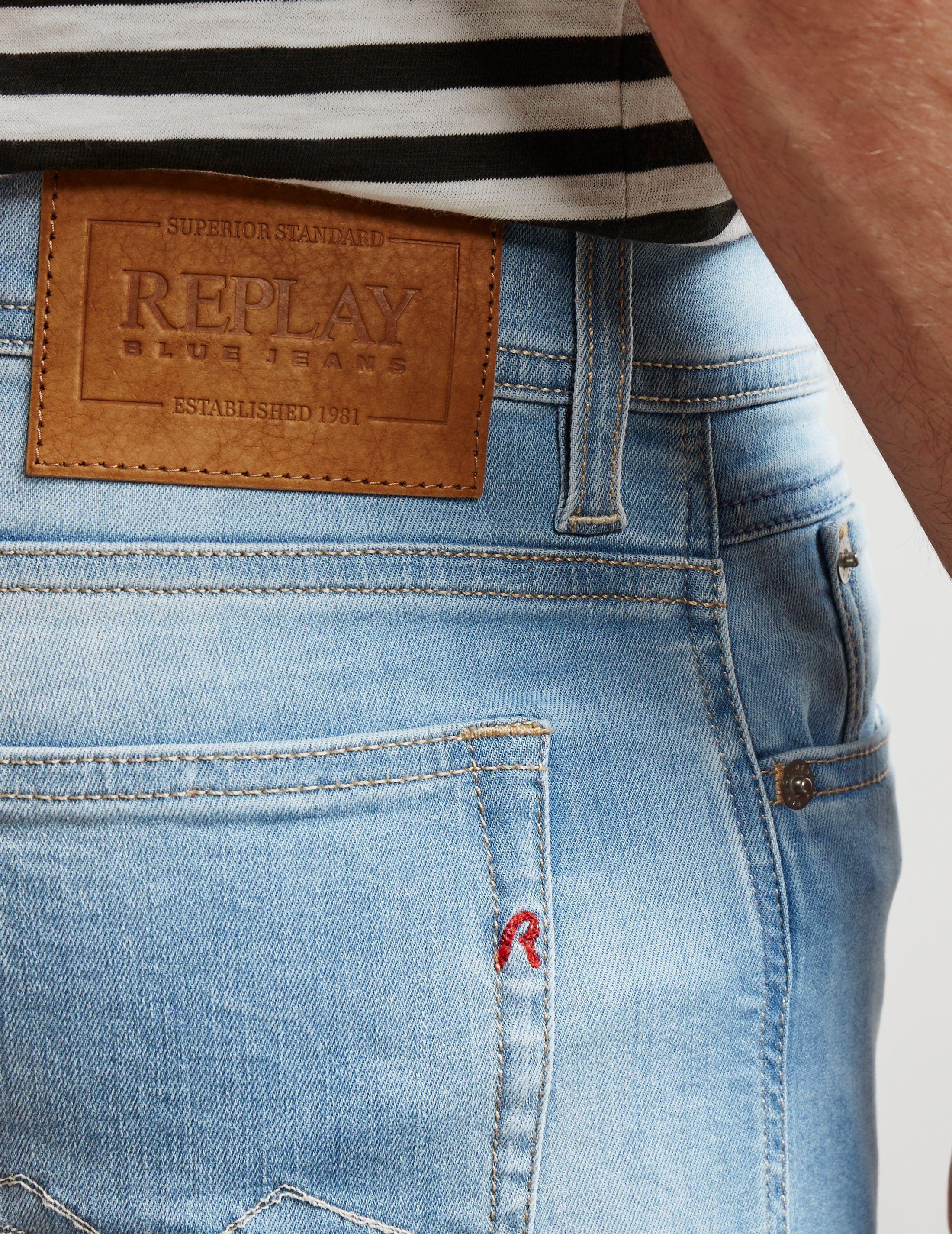 Replay Jondrill Skinny Jeans