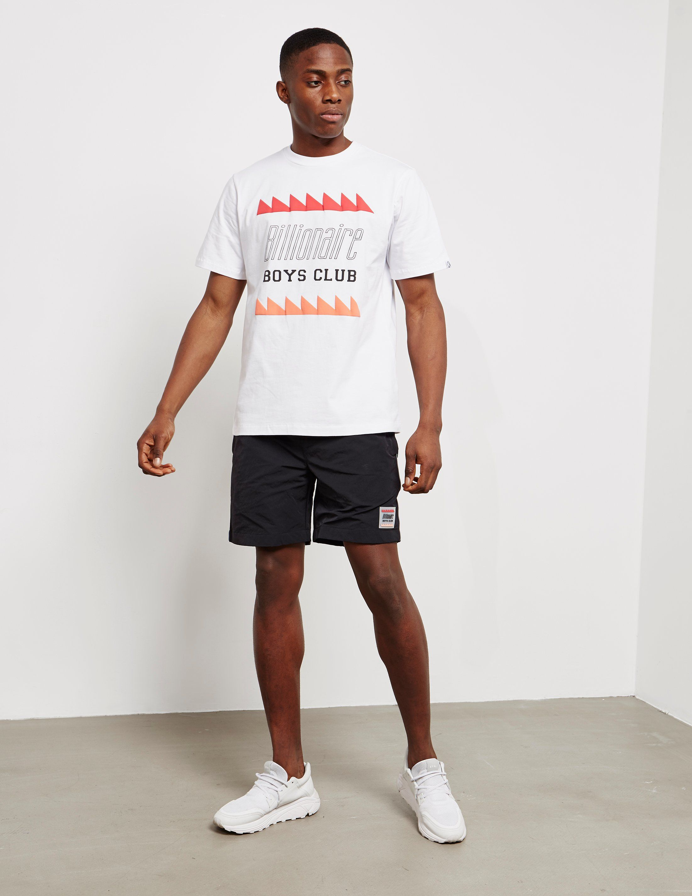 Billionaire Boys Club Oscillating Short Sleeve T-Shirt