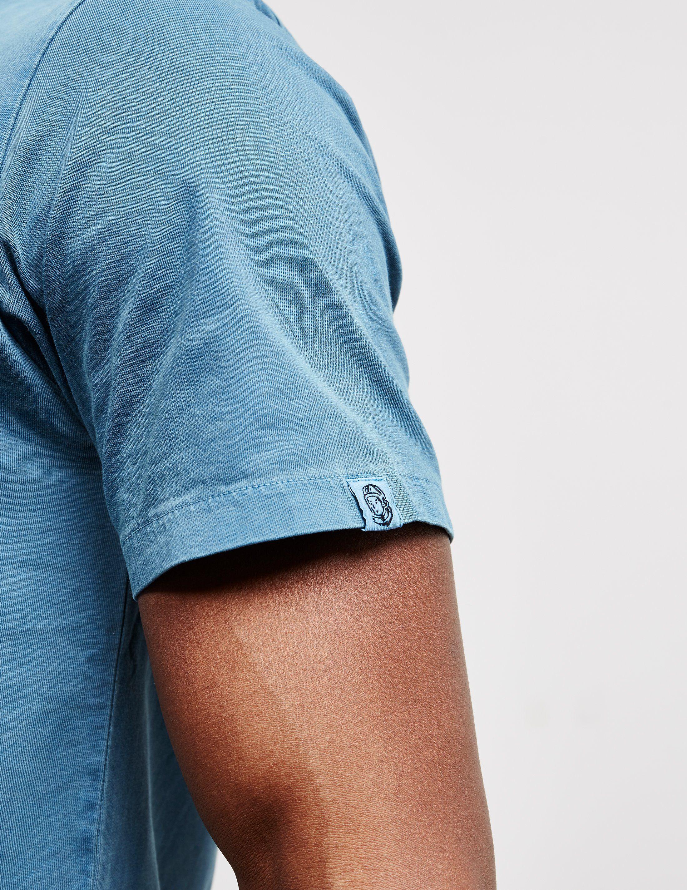 Billionaire Boys Club Overdye Short Sleeve Logo T-Shirt