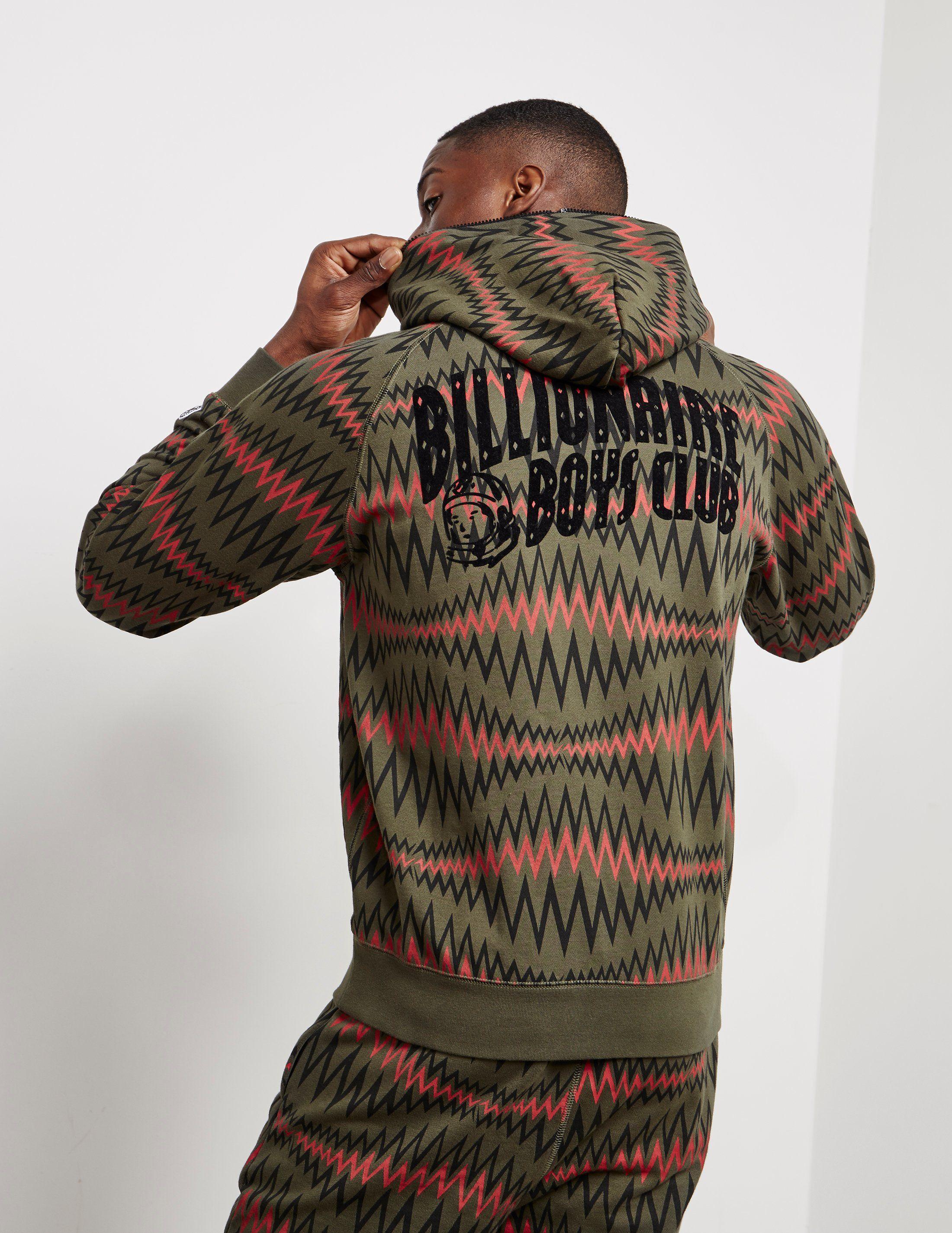 Billionaire Boys Club Sound Arc Full Zip Hoodie