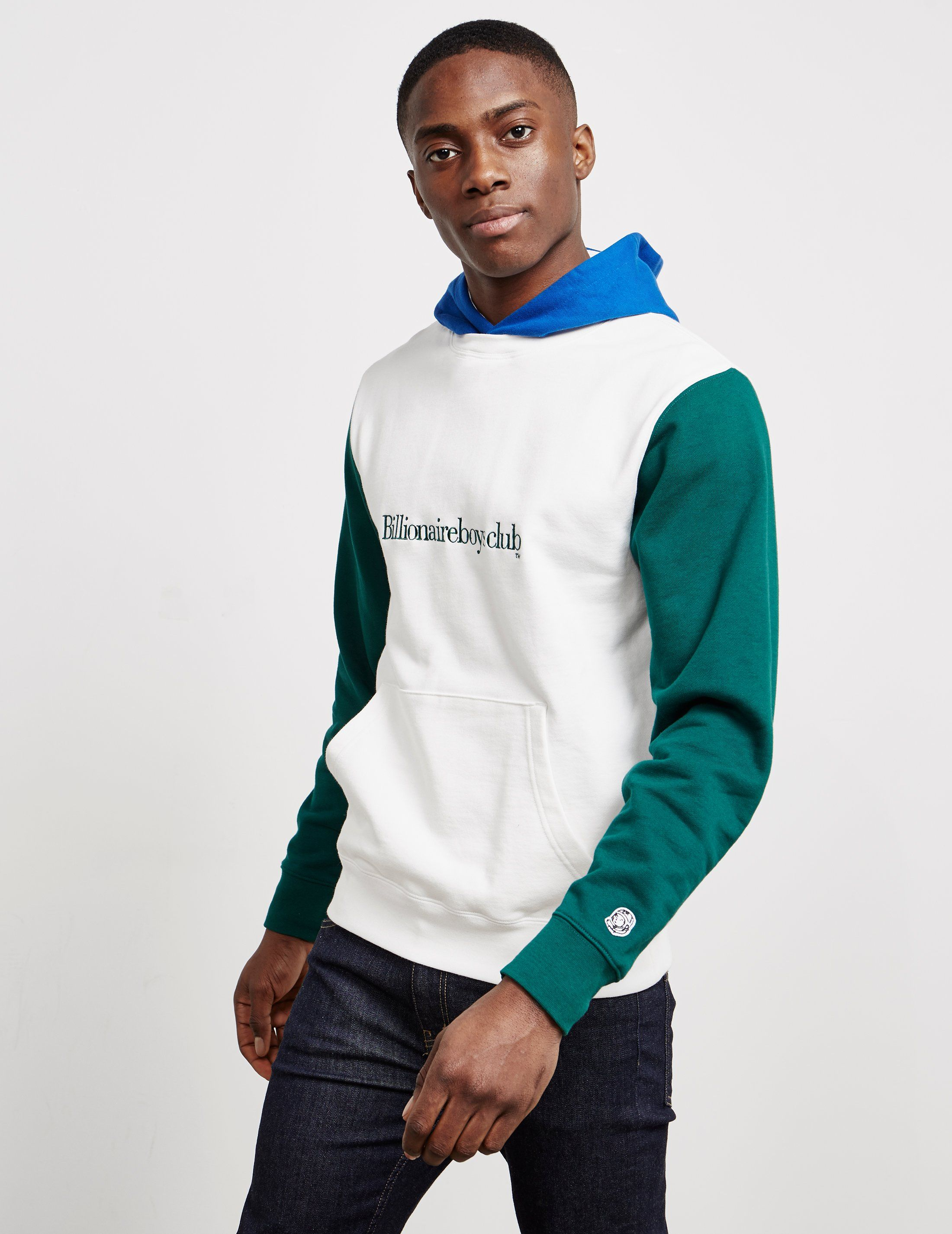 Billionaire Boys Club Colour Block Hoodie
