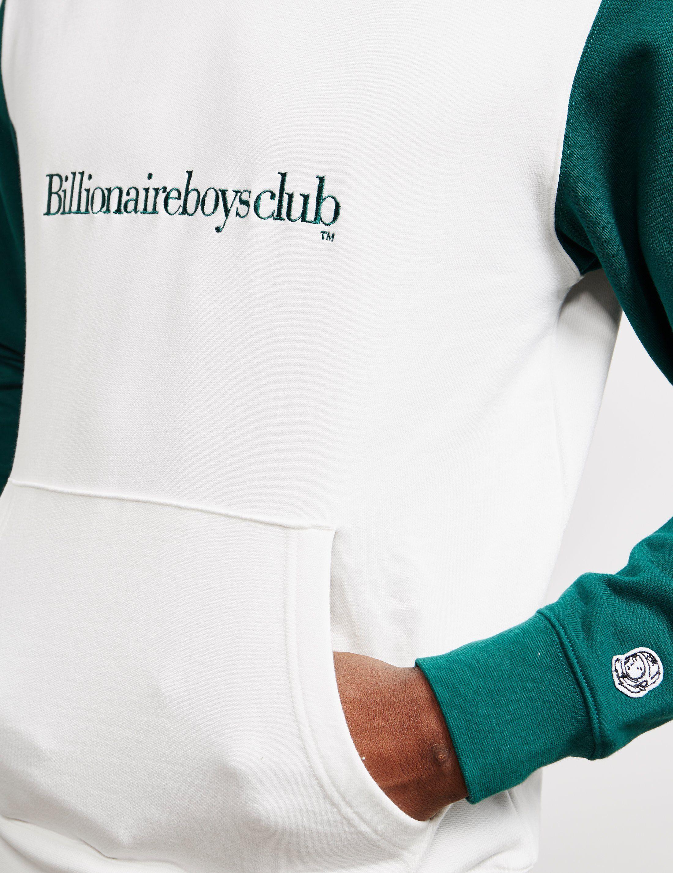 Billionaire Boys Club Colour Block Hoodie
