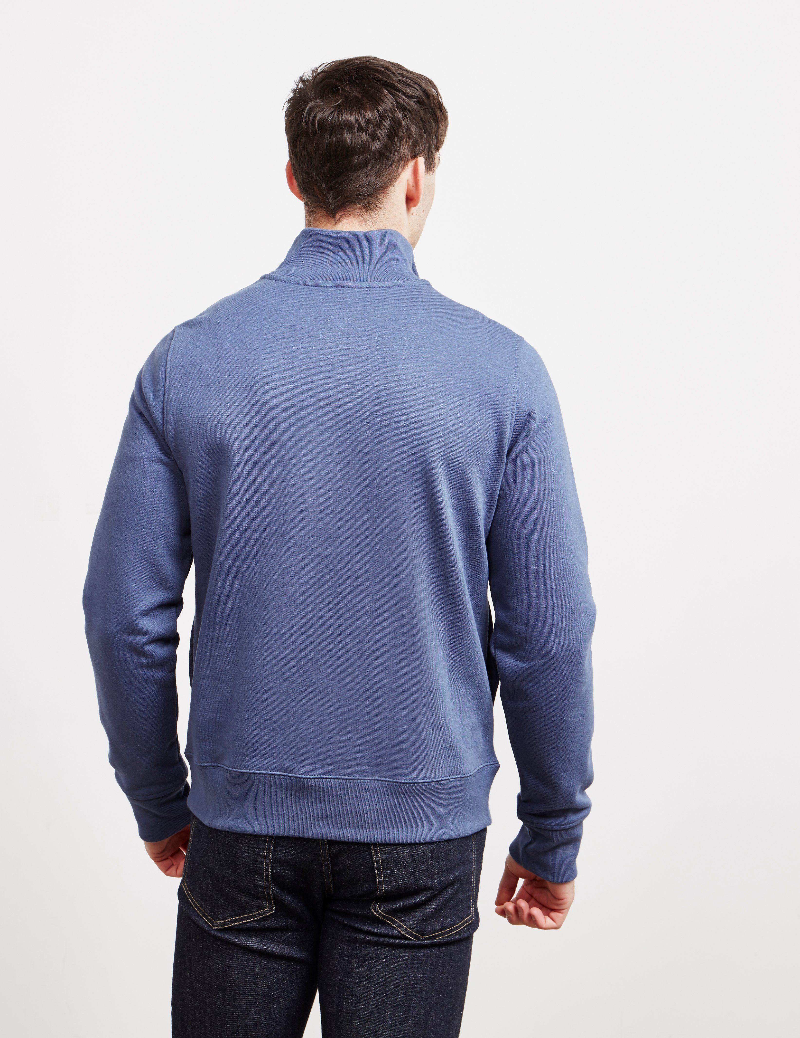 PS Paul Smith Half Zip Zebra Sweatshirt - Exclusive