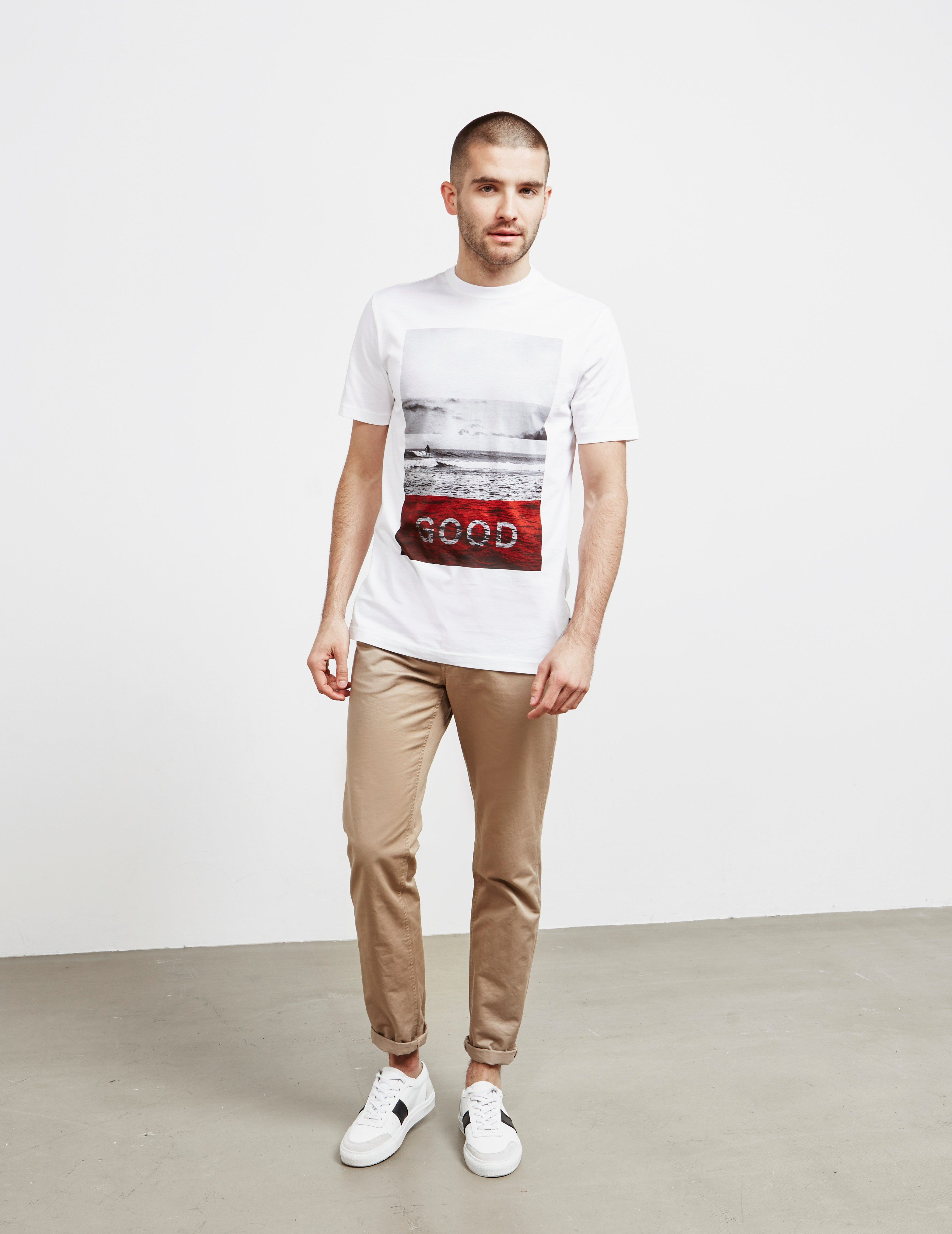 PS Paul Smith Good Surf Short Sleeve T-Shirt - Online Exclusive
