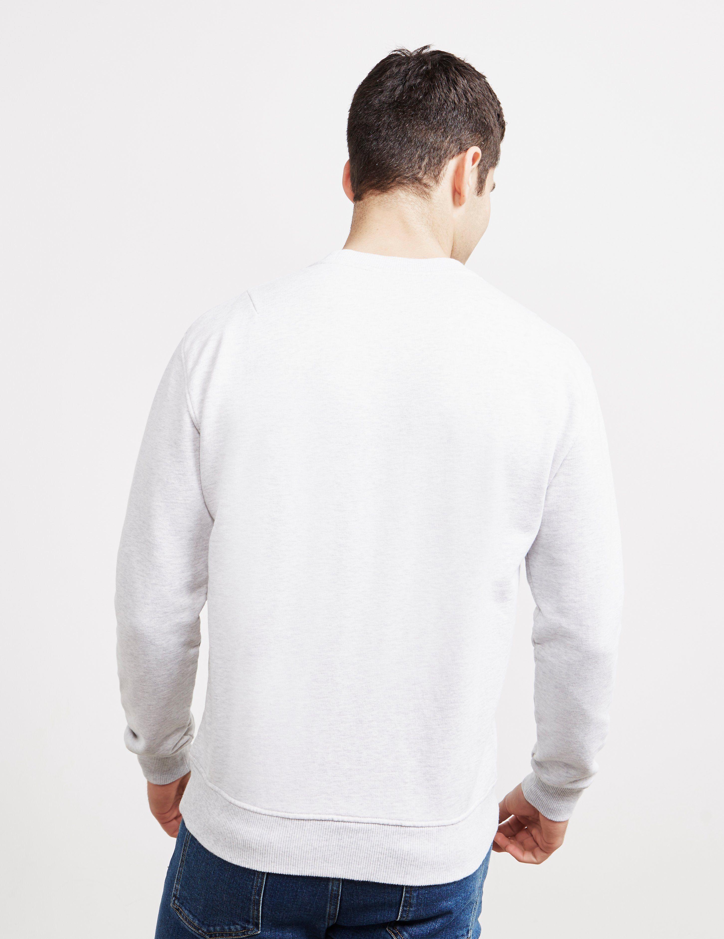 AMI Paris Logo Sweatshirt