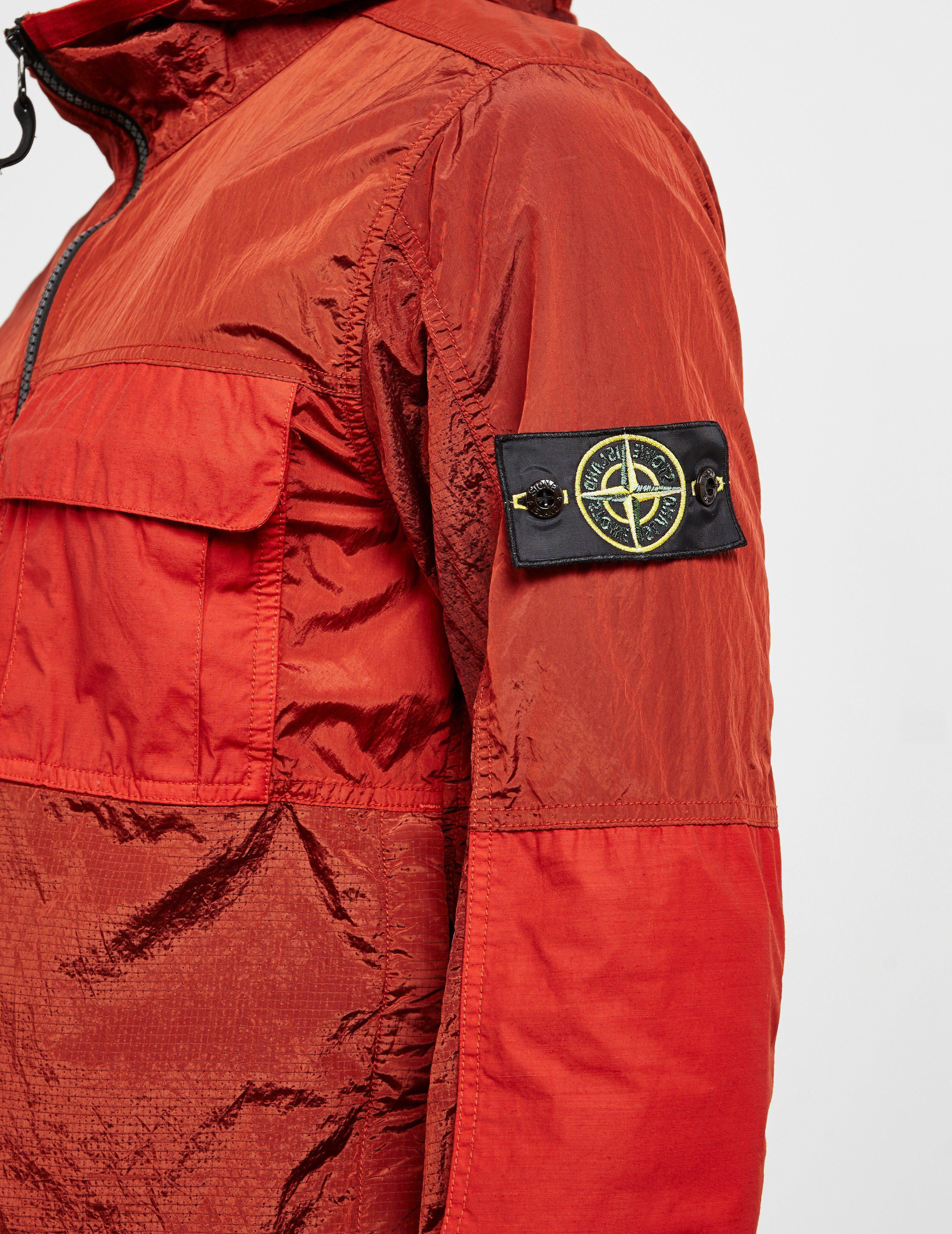 Stone Island Nylon Metal Hooded Jacket
