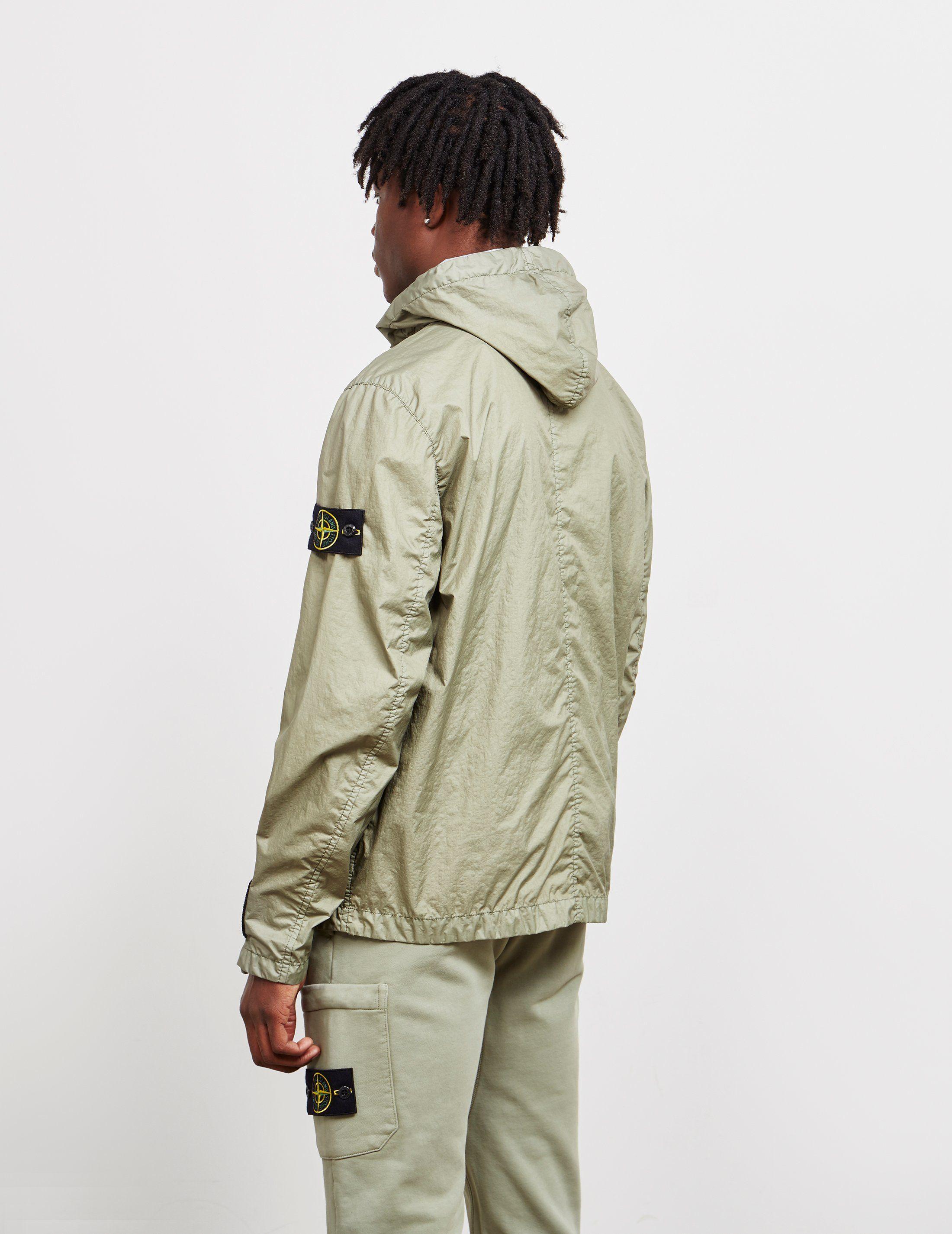 Stone Island Cross Lightweight Jacket