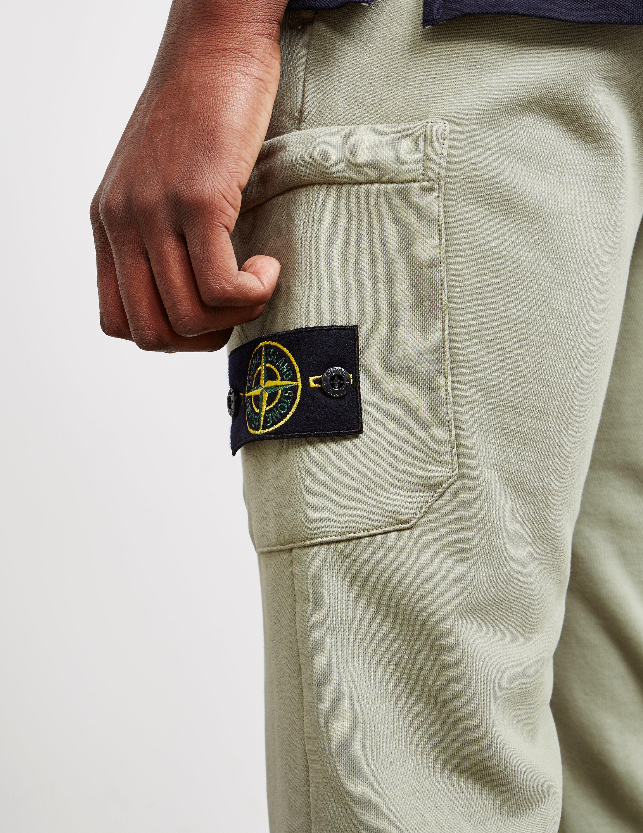 Stone Island Badge Track Pants